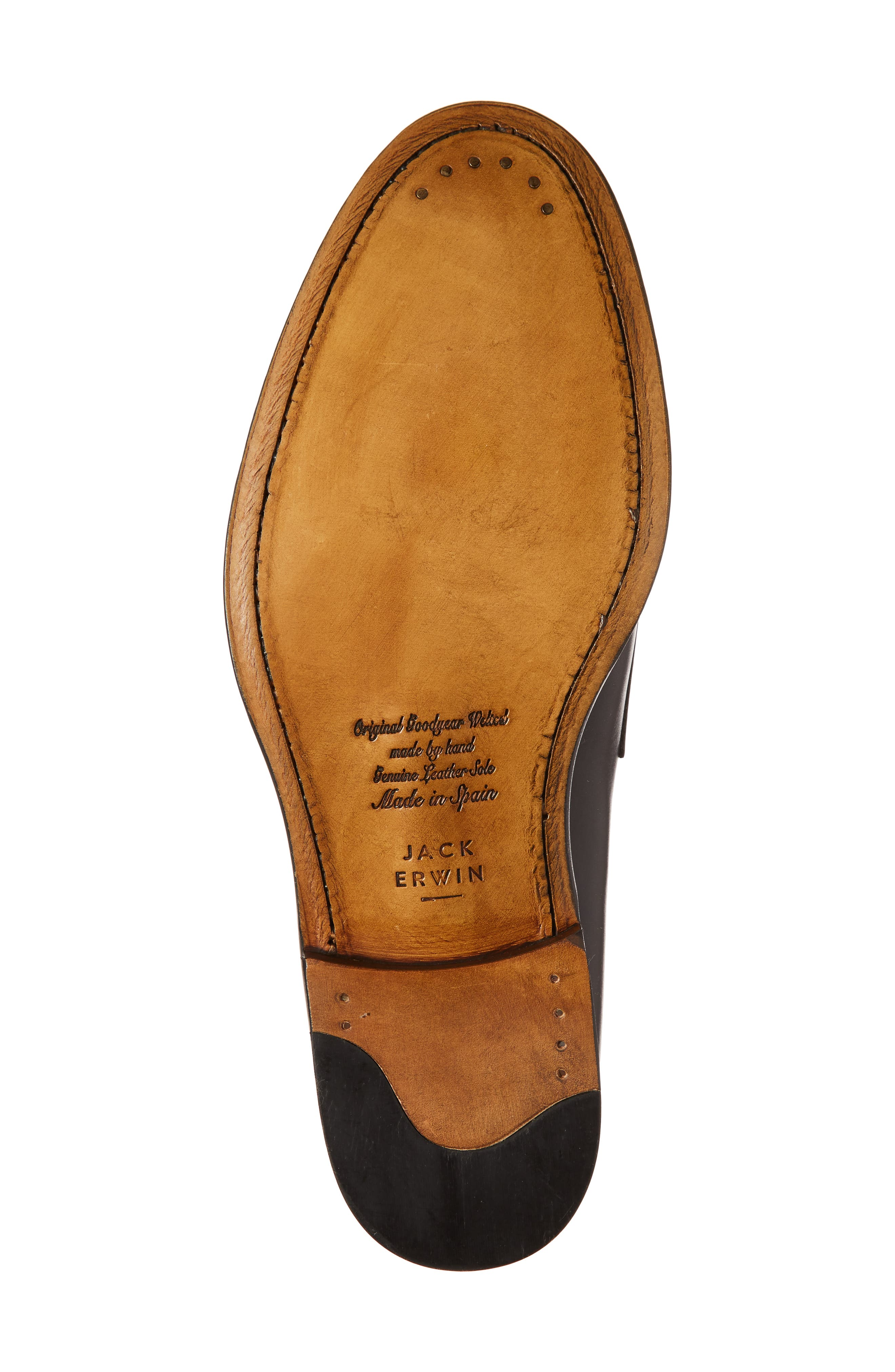 Archie Penny Loafer,                             Alternate thumbnail 6, color,                             001