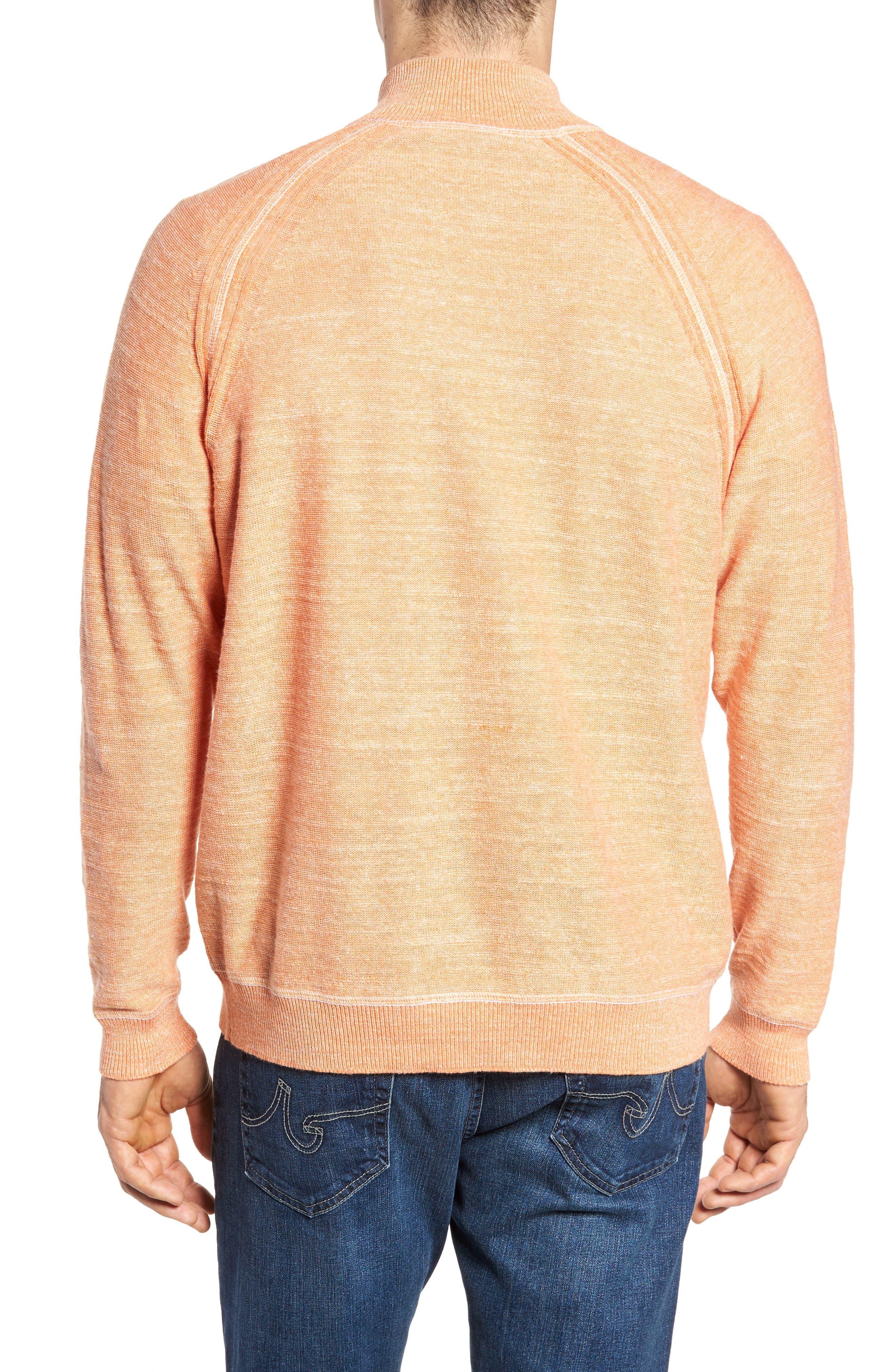 Sandy Bay Half-Zip Pullover,                             Alternate thumbnail 6, color,