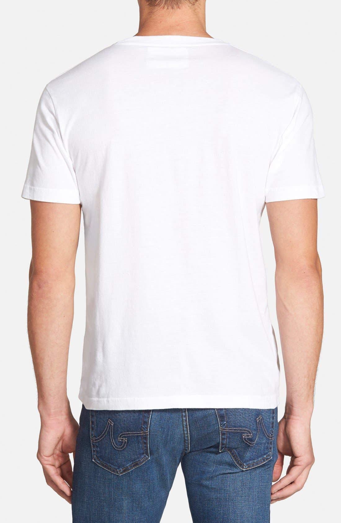 'Caddyshack - Bushwood CC' Graphic T-Shirt,                             Alternate thumbnail 3, color,                             100