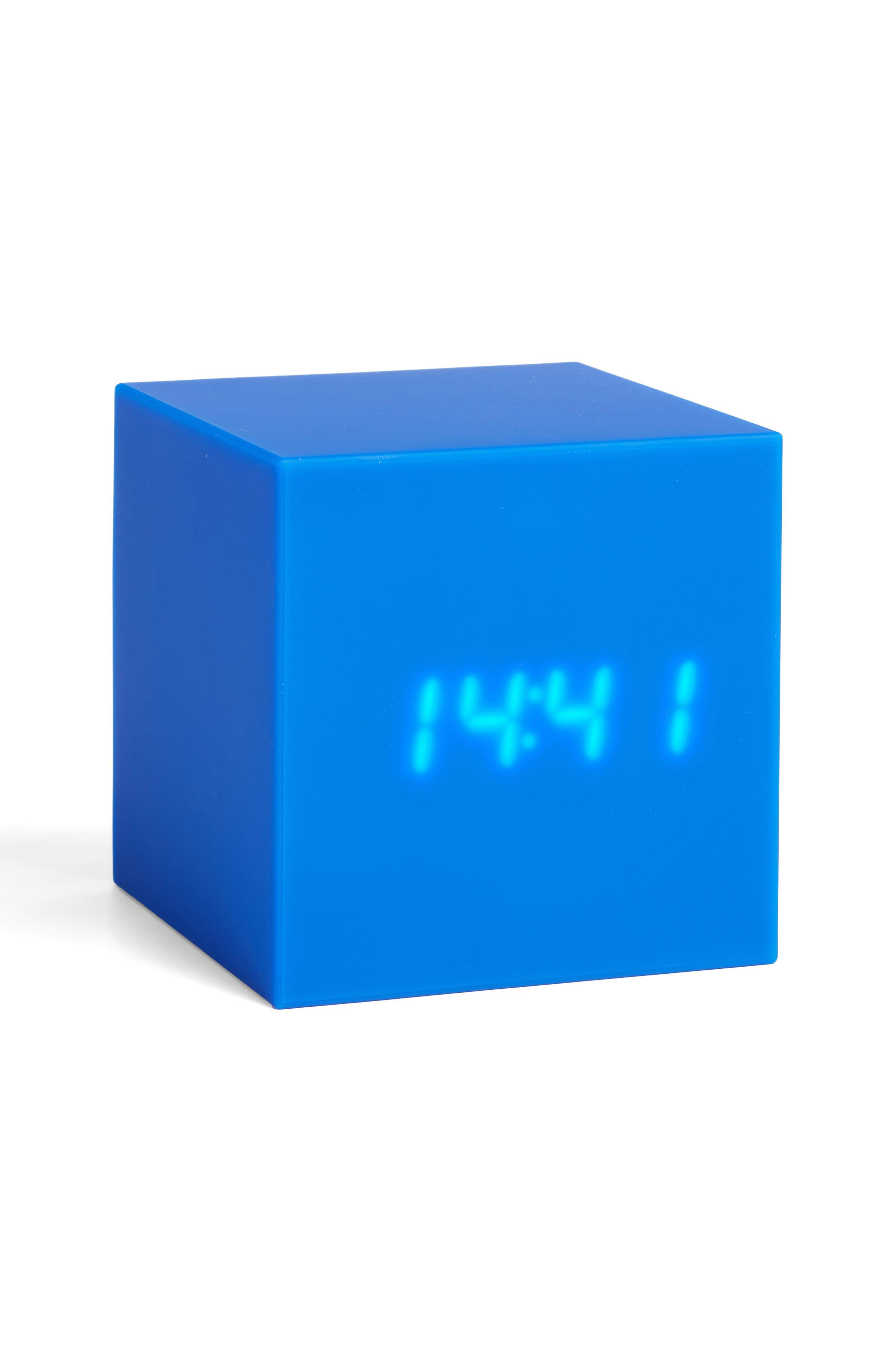 Color Cube Clock,                             Main thumbnail 1, color,                             001