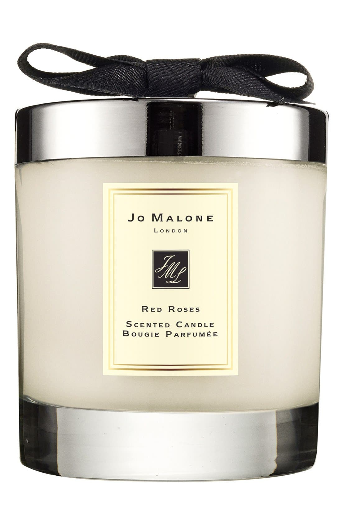 Jo Malone<sup>™</sup> Red Roses Scented Home Candle,                             Main thumbnail 1, color,                             NO COLOR