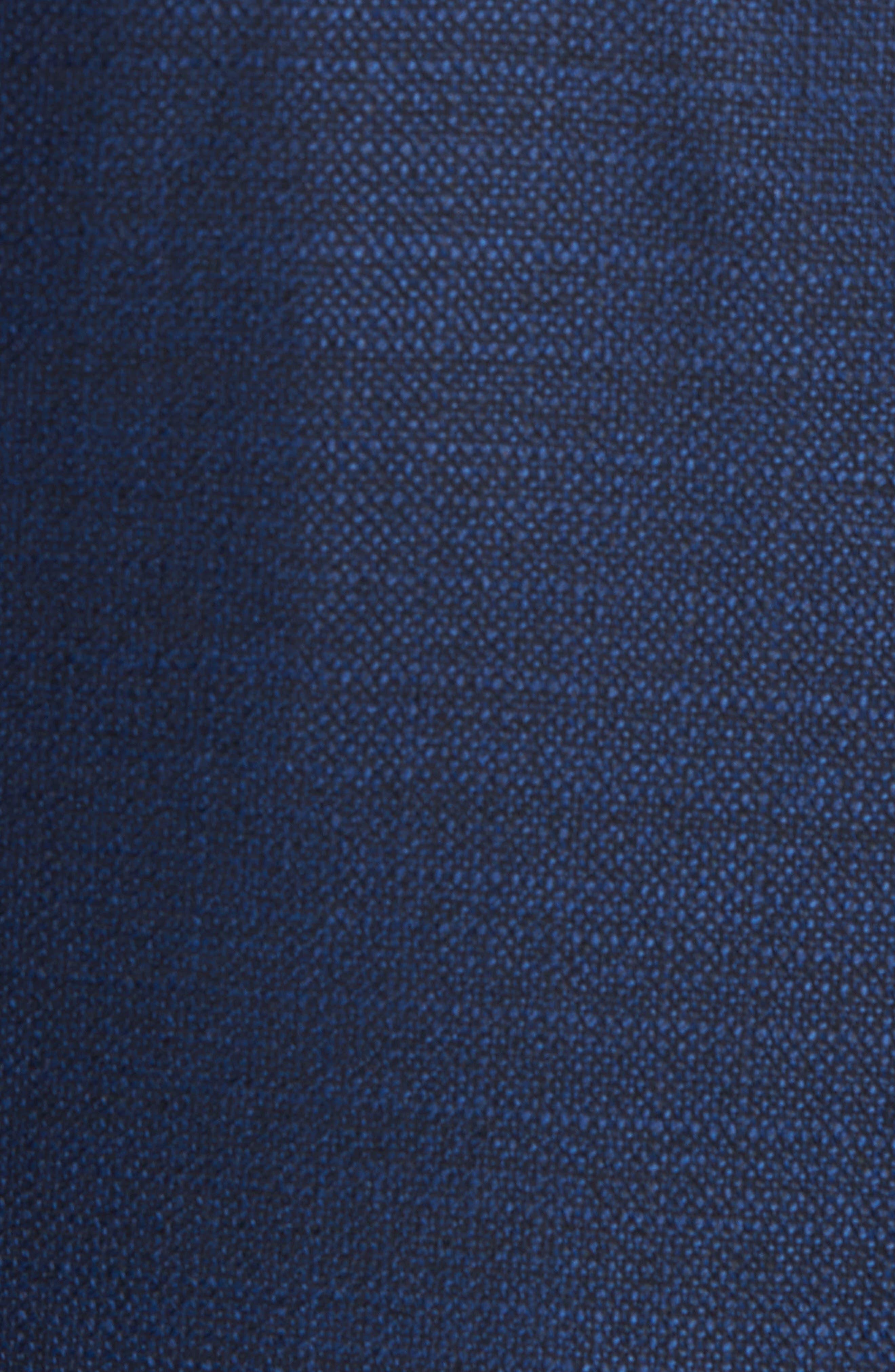 Trim Fit Wool Blazer,                             Alternate thumbnail 6, color,                             410