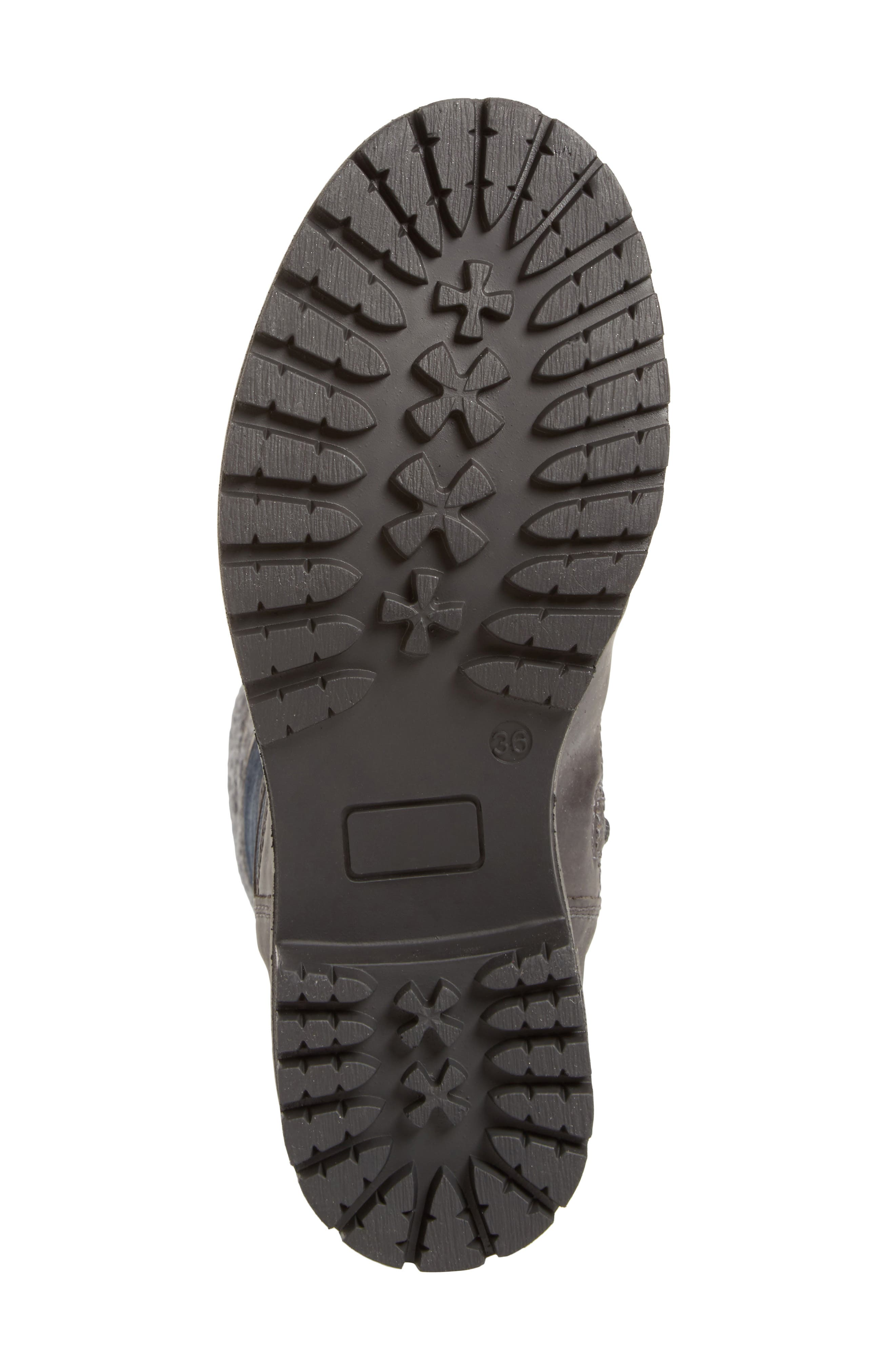 Holding Waterproof Boot,                             Alternate thumbnail 6, color,                             020