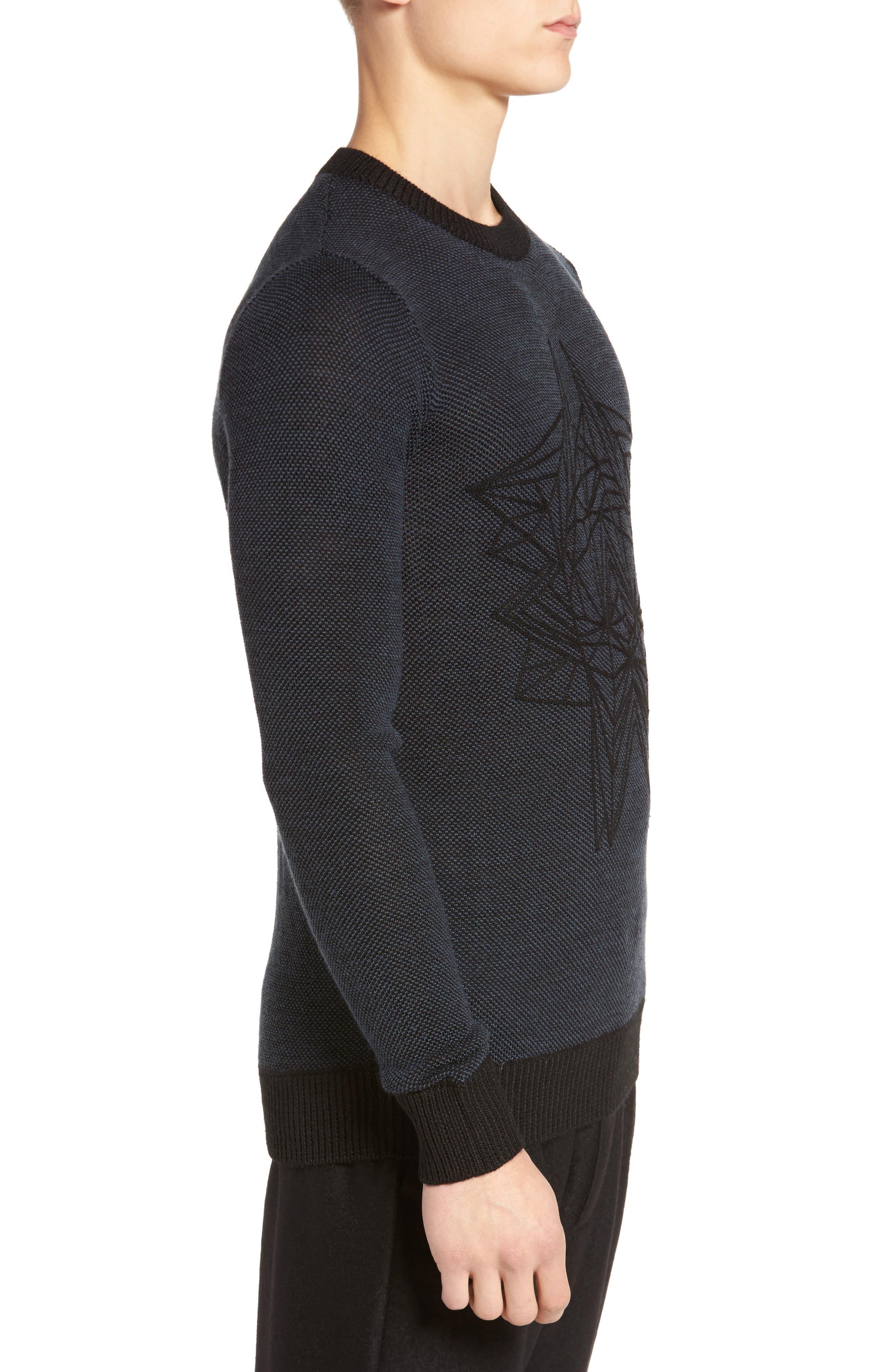 Sweater,                             Alternate thumbnail 3, color,                             400