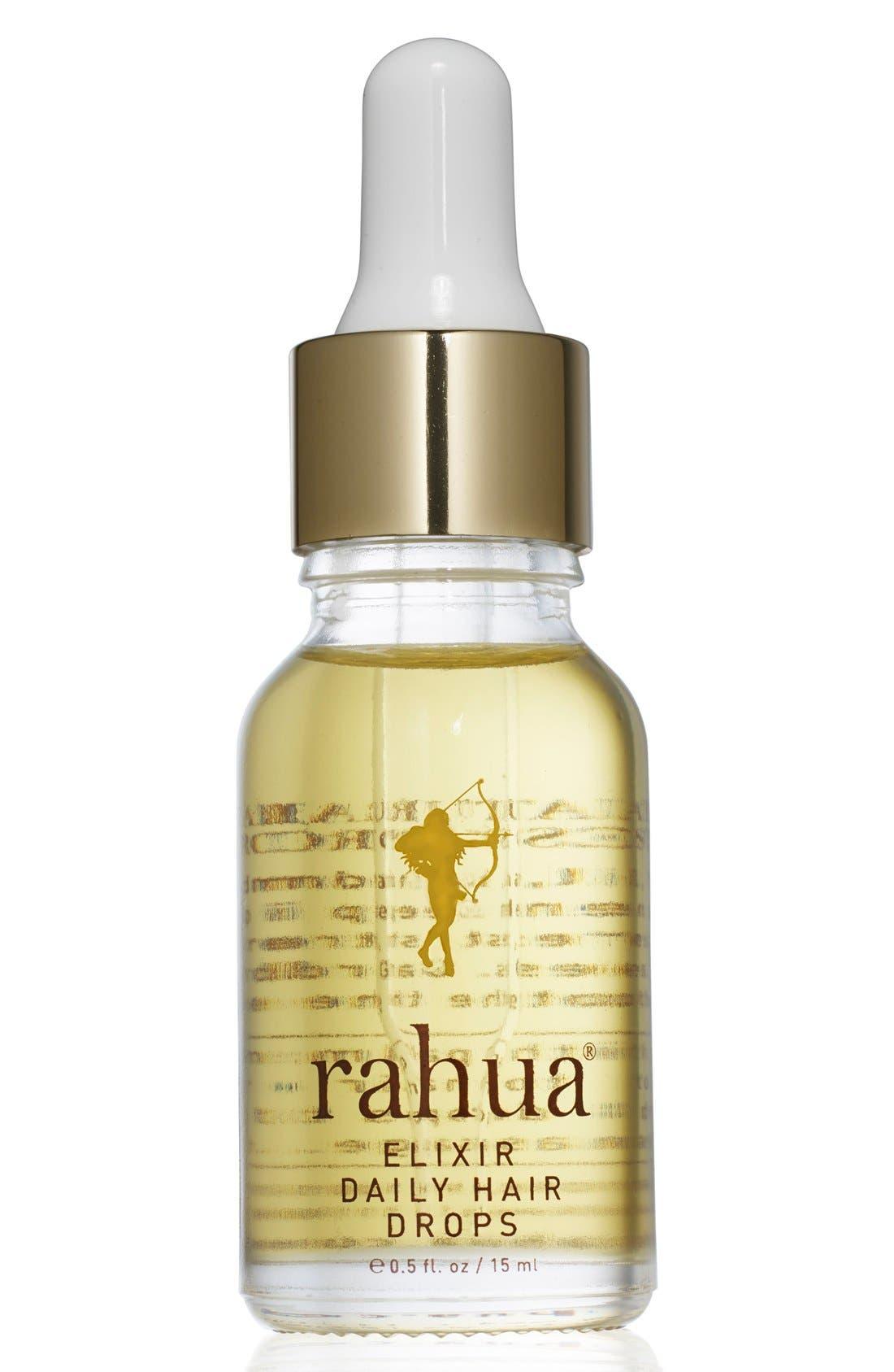 SPACE.NK.apothecary rahua<sup>®</sup> Elixir Daily Hair Drops,                             Main thumbnail 1, color,                             NO COLOR