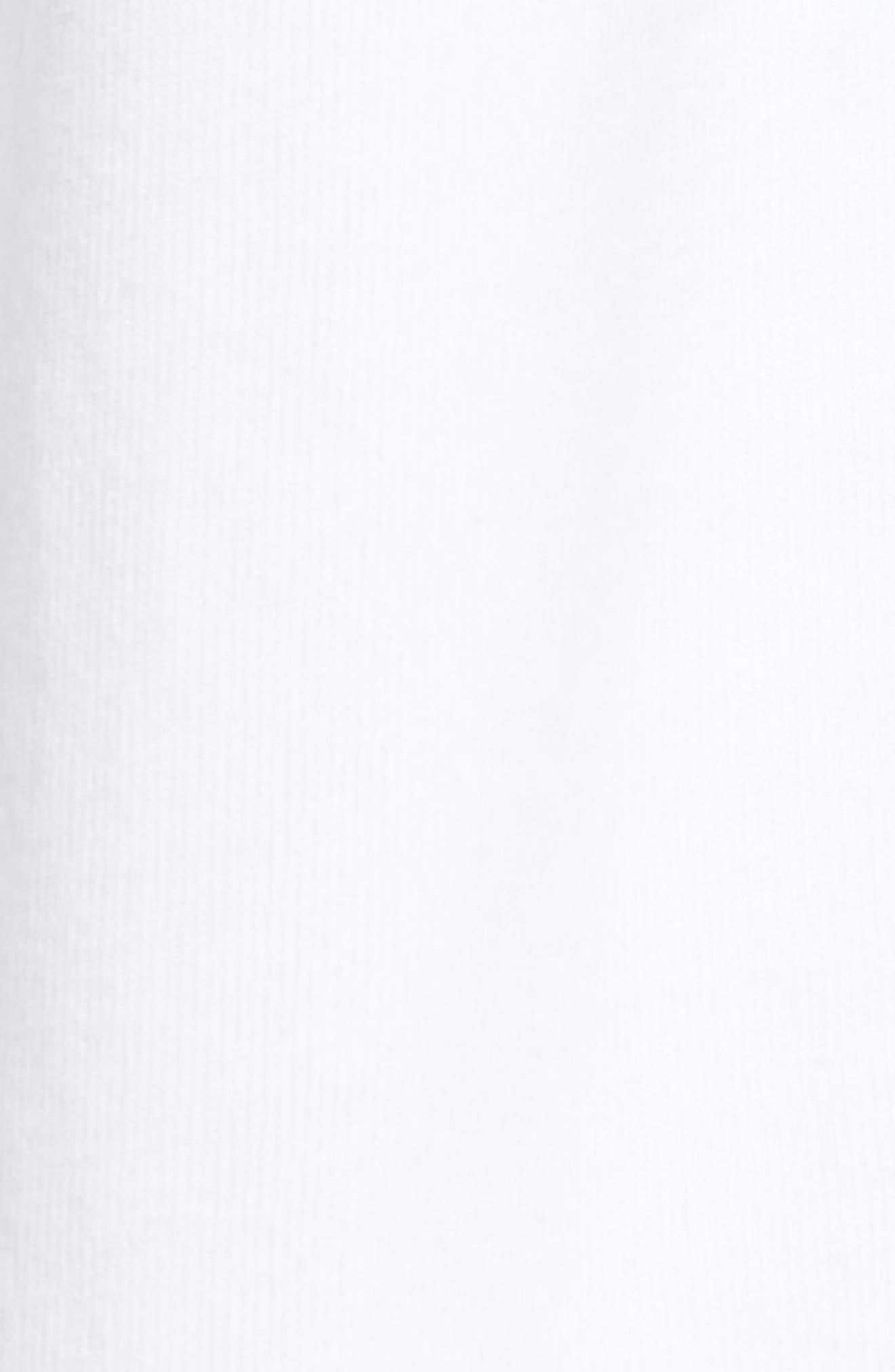 Moto Shorts,                             Alternate thumbnail 5, color,                             WHITE