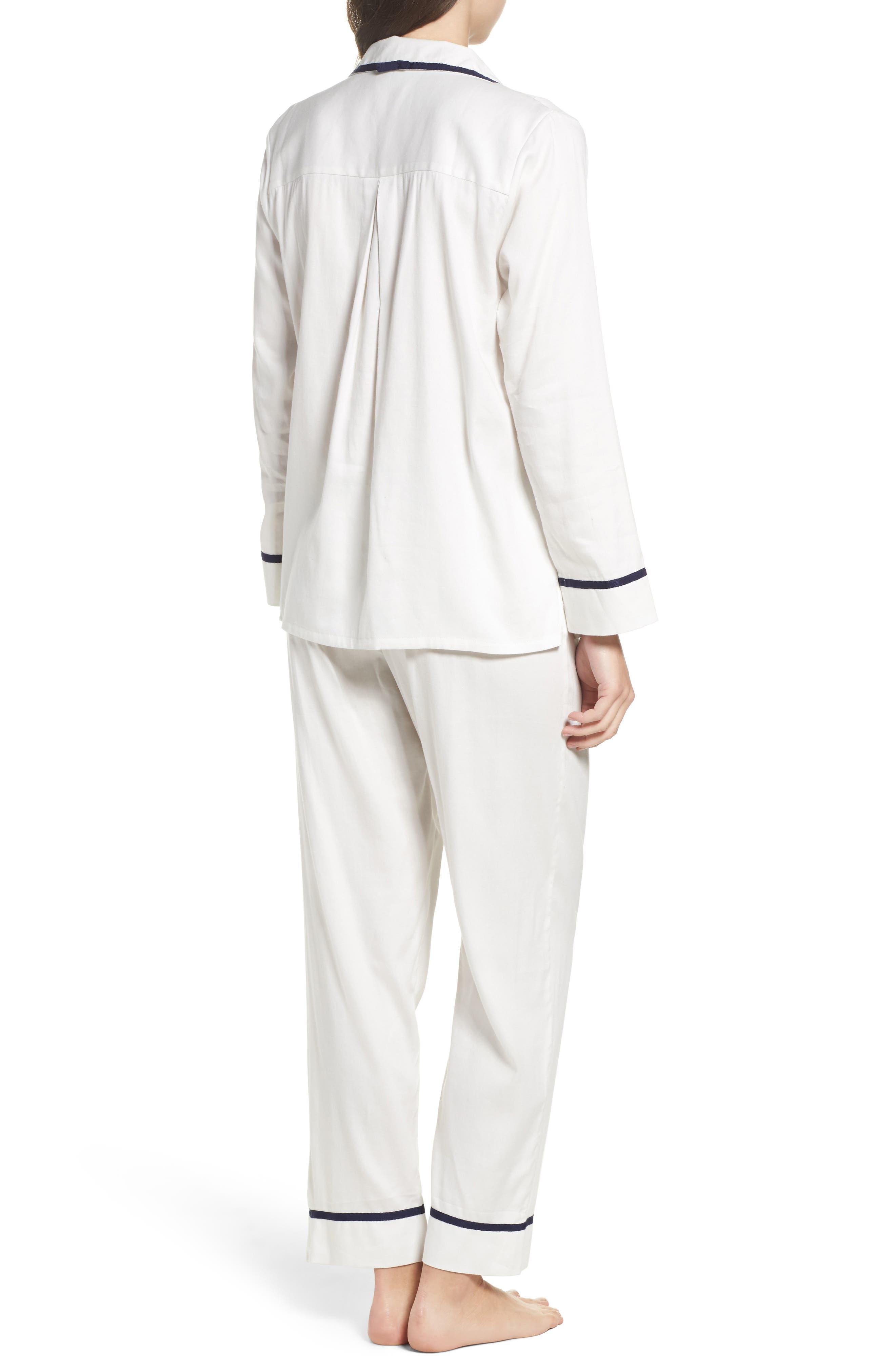 night owl pajamas,                             Alternate thumbnail 2, color,                             111