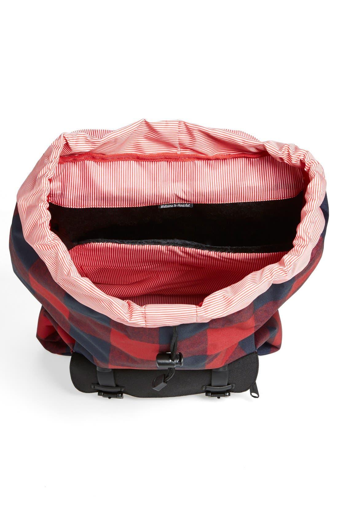 HERSCHEL SUPPLY CO.,                             'Little America - Large' Backpack,                             Alternate thumbnail 2, color,                             649