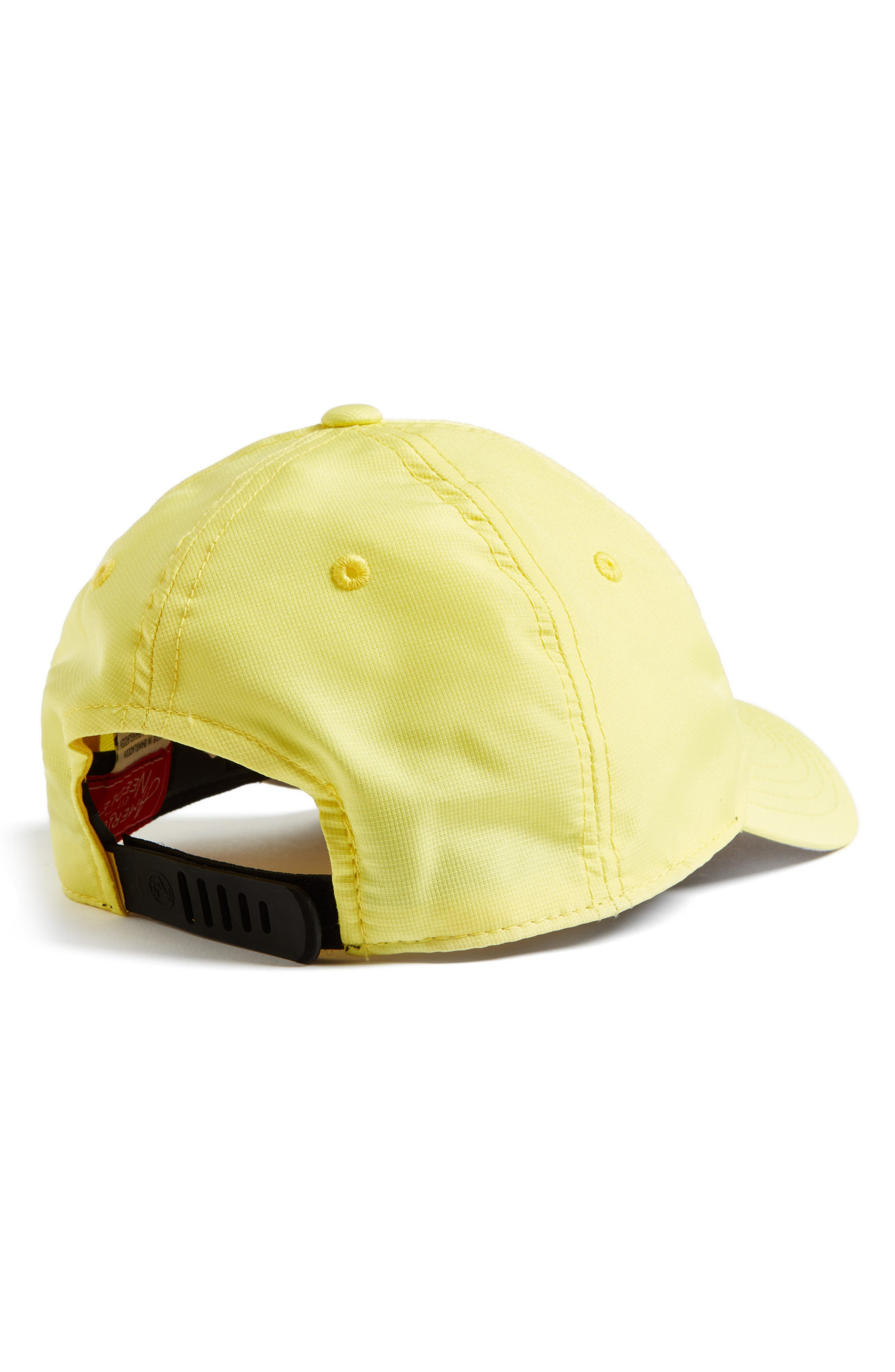 TKO Cap,                             Alternate thumbnail 2, color,                             YELLOW