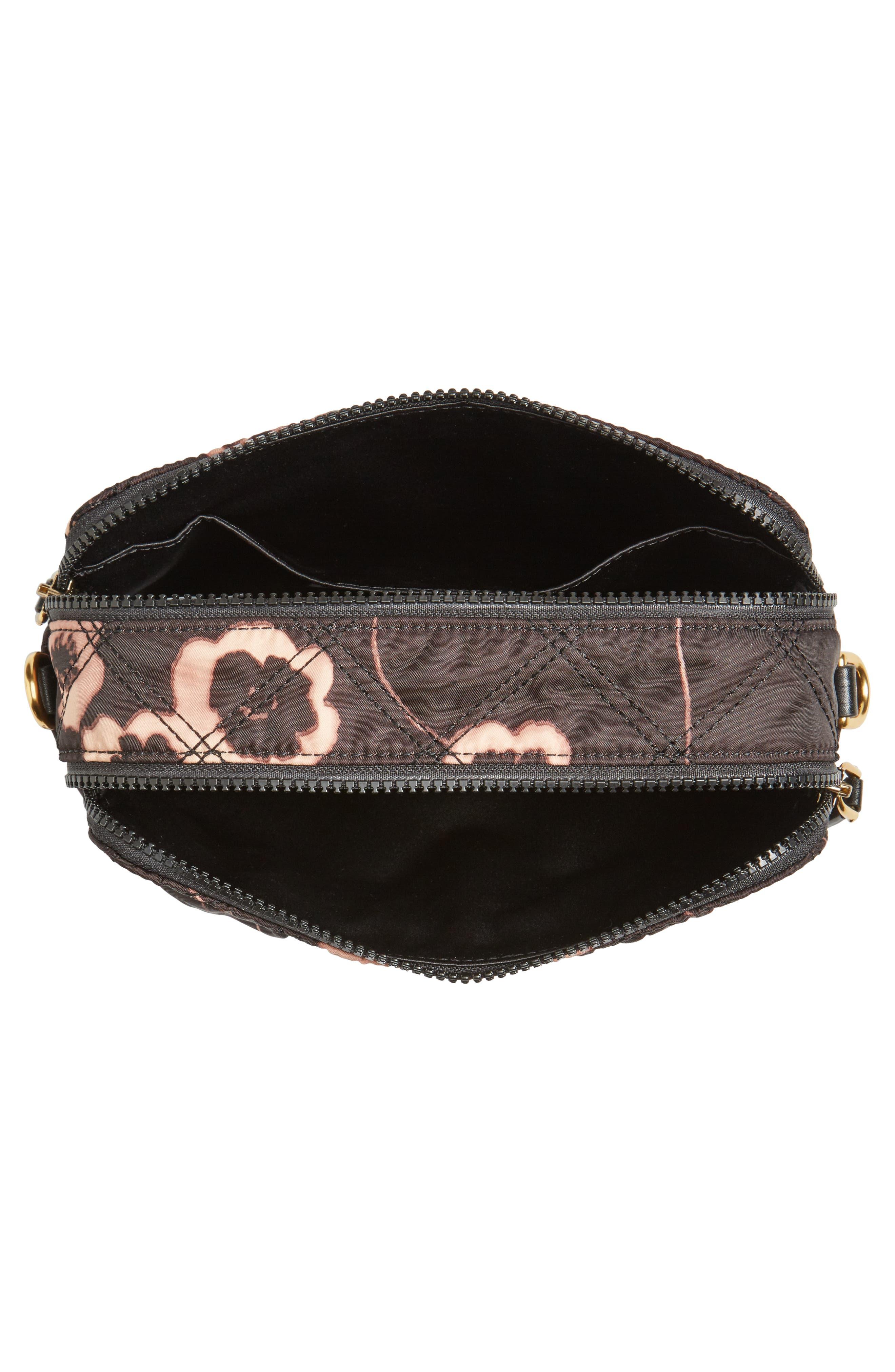 Violet Vines Knot Crossbody Bag,                             Alternate thumbnail 4, color,