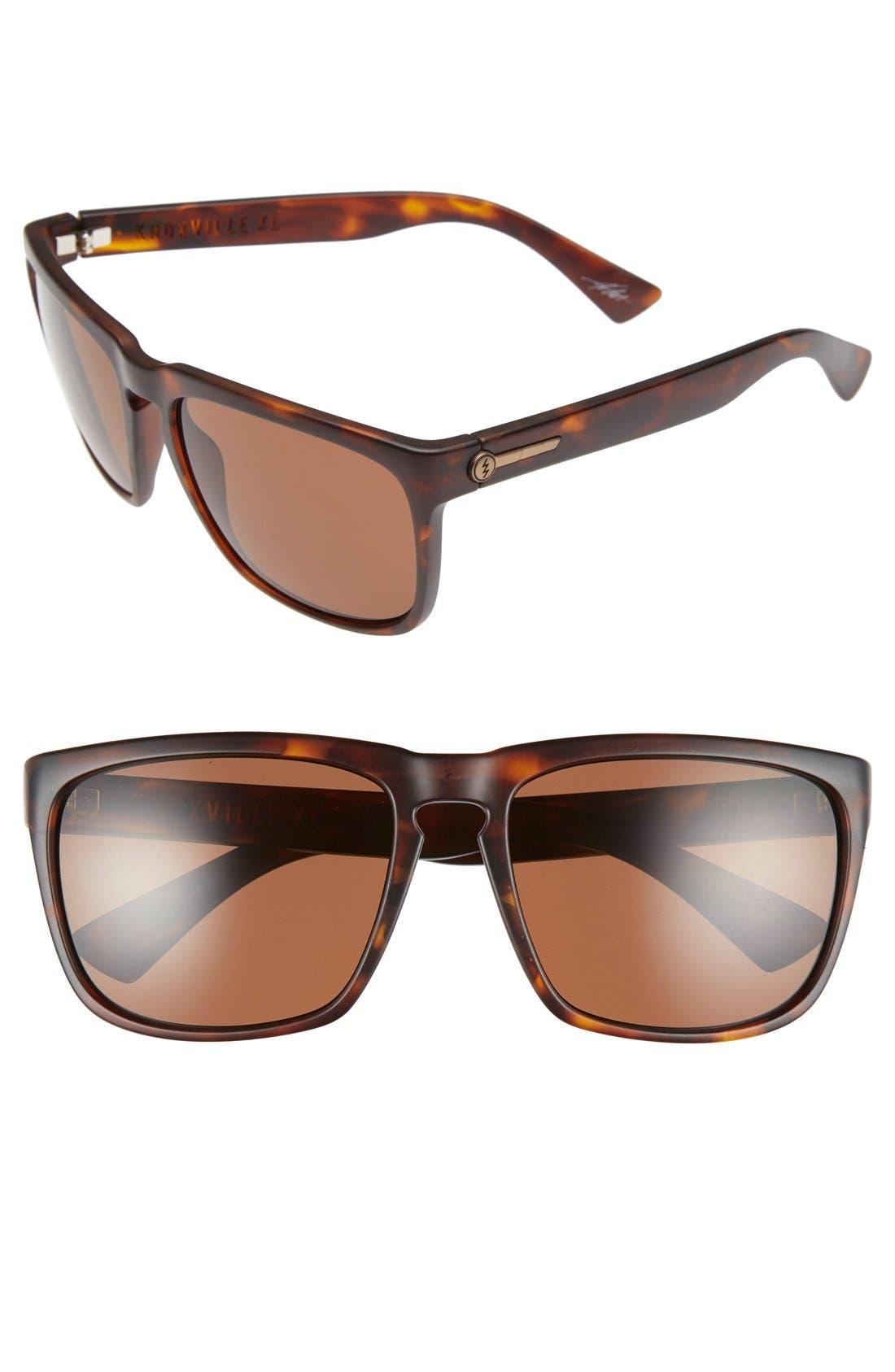 'Knoxville XL' 61mm Sunglasses,                             Main thumbnail 5, color,