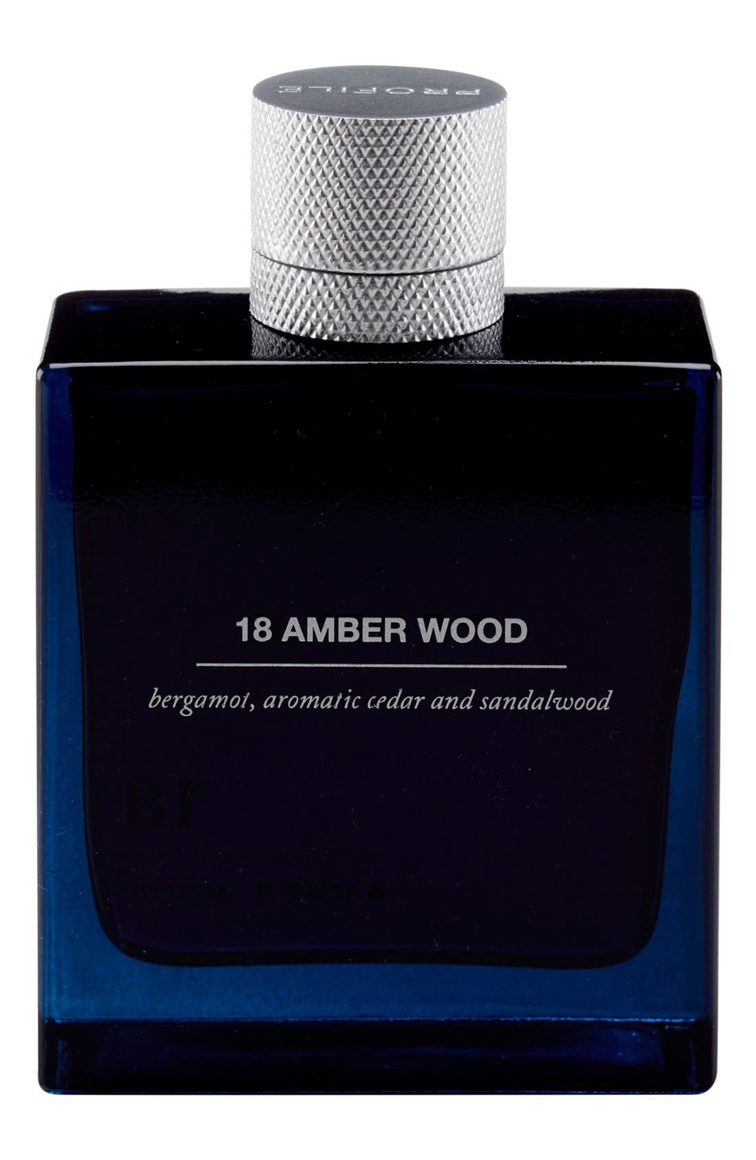 '18 Amber Wood' Eau de Parfum,                             Alternate thumbnail 5, color,                             NO COLOR