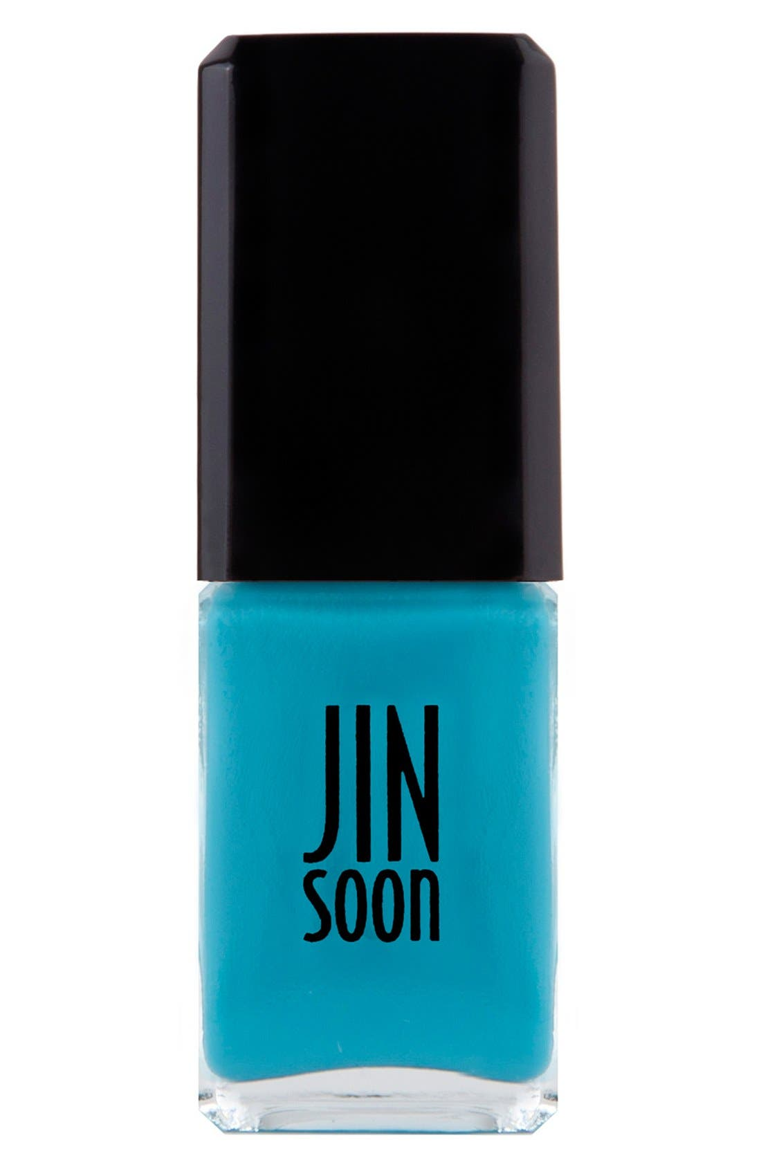 'Poppy Blue' Nail Lacquer,                             Main thumbnail 1, color,                             440