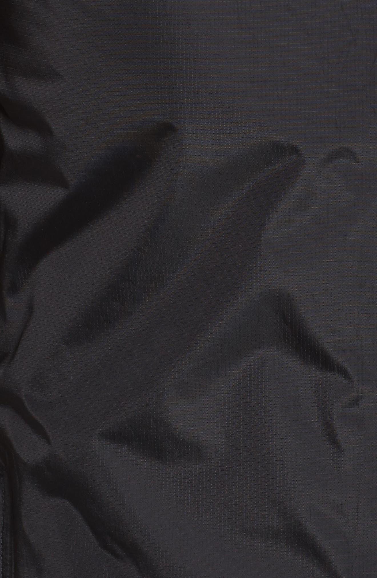 Torrentshell Packable Waterproof Insulated Jacket,                             Alternate thumbnail 7, color,                             BLACK