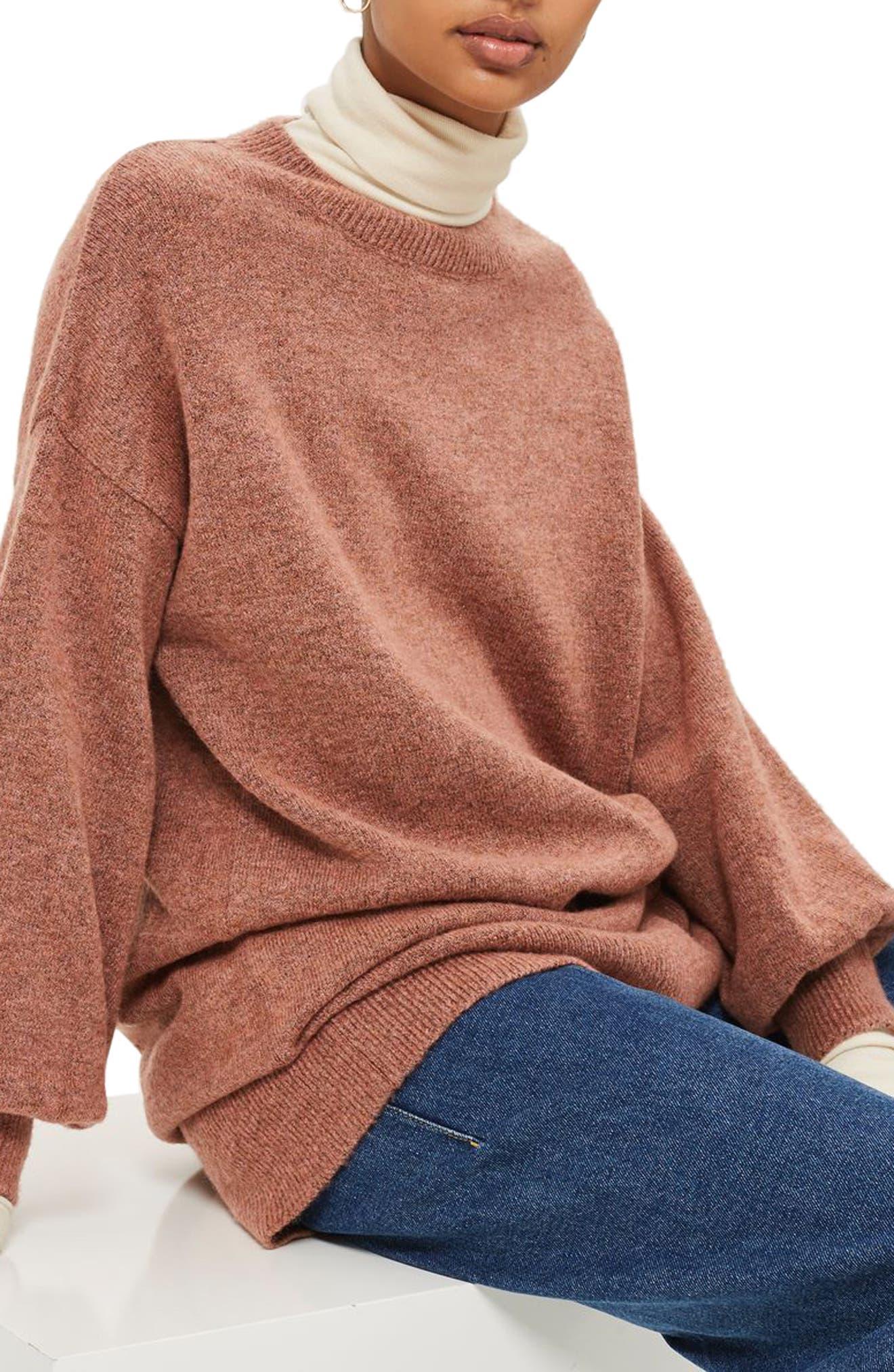 Sweater Dress,                             Main thumbnail 2, color,
