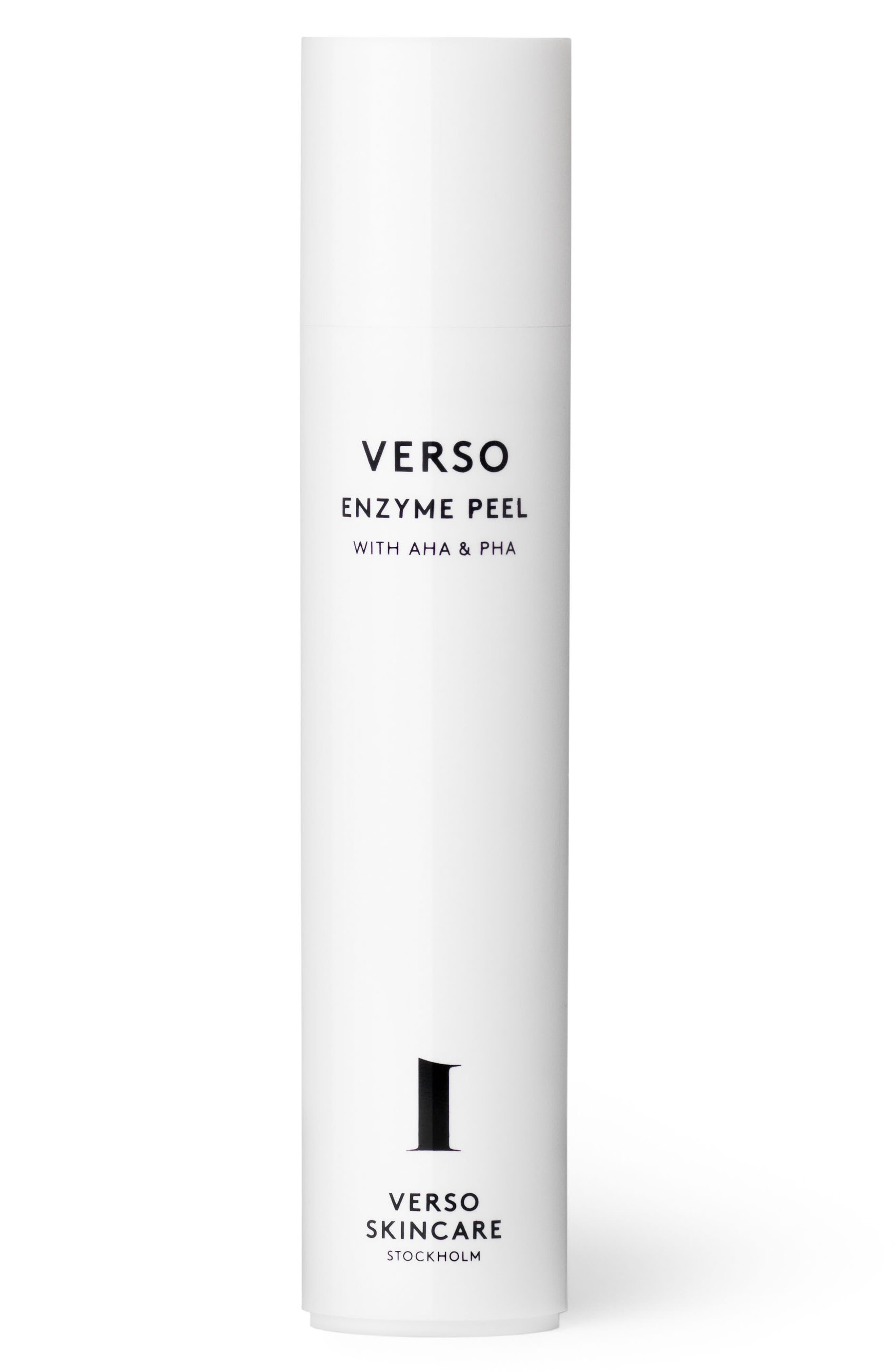 VERSO,                             SPACE.NK.apothecary Verso Skincare Enzyme Peel,                             Alternate thumbnail 2, color,                             000
