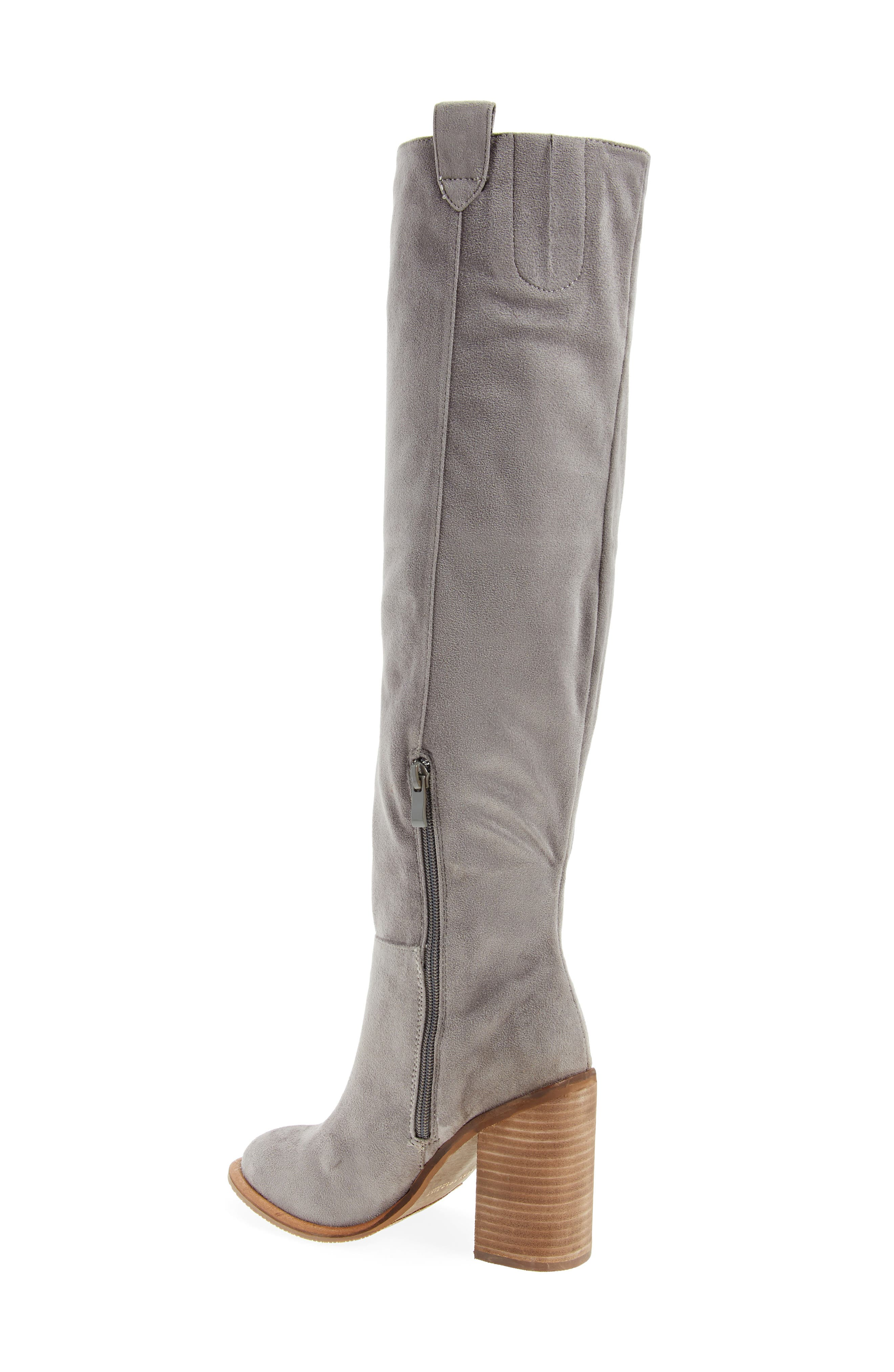 Nate Over the Knee Boot,                             Alternate thumbnail 5, color,