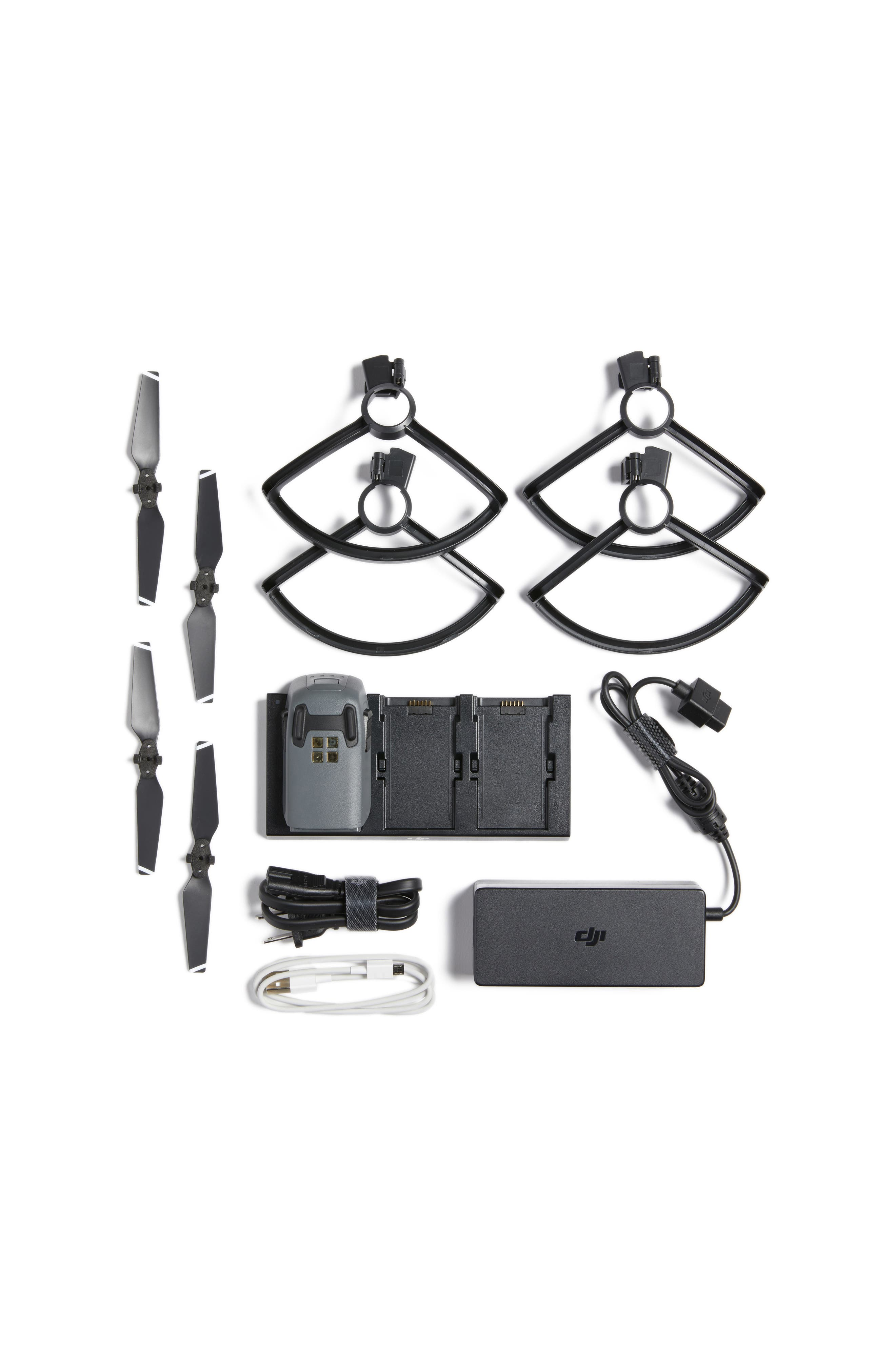 DJI,                             Spark Fly More Combo Mini Flying Quadcopter & Accessories,                             Alternate thumbnail 2, color,                             100