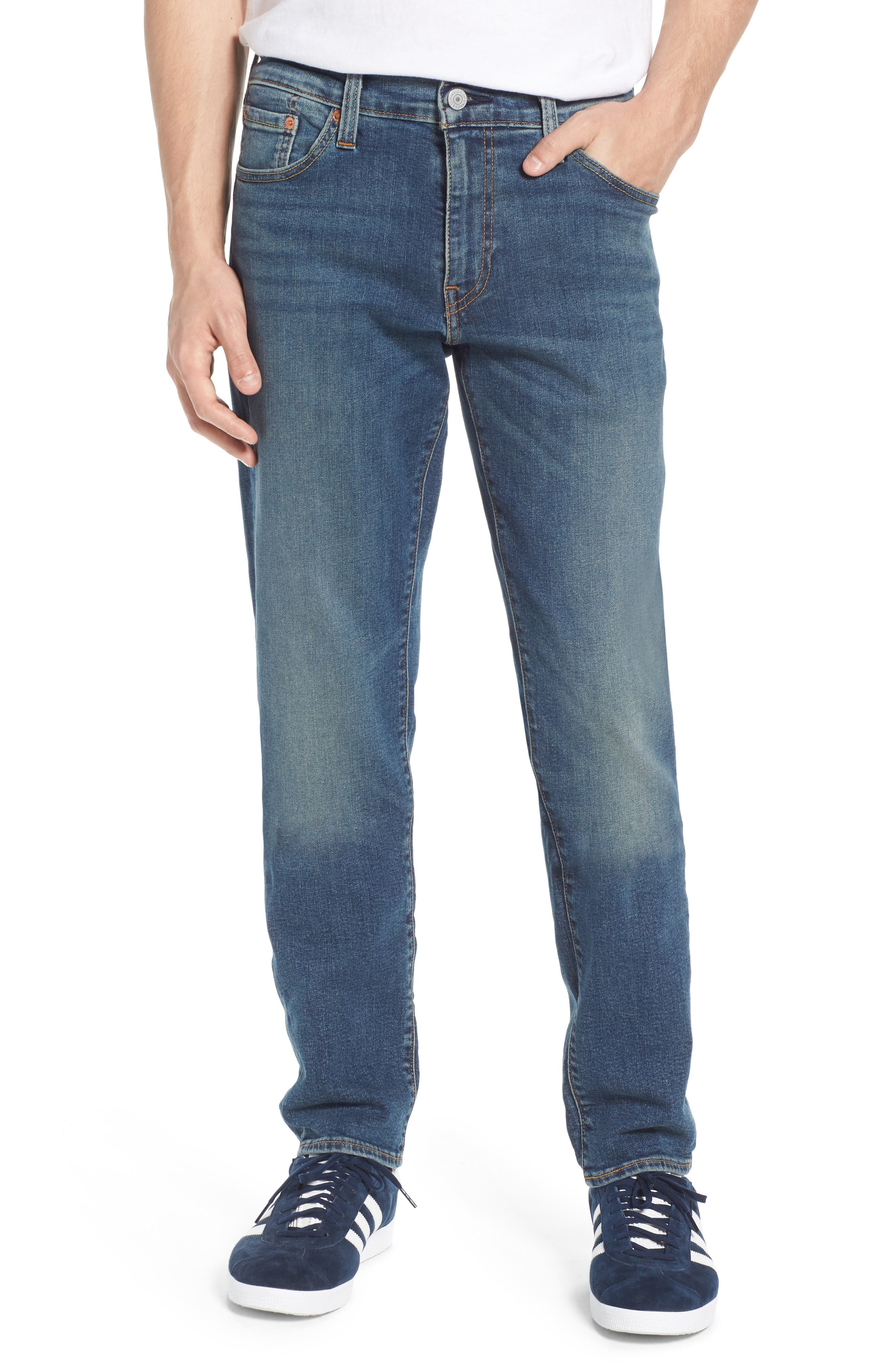 LEVI'S<SUP>®</SUP> 511<sup>™</sup> Slim Fit Jeans, Main, color, 422
