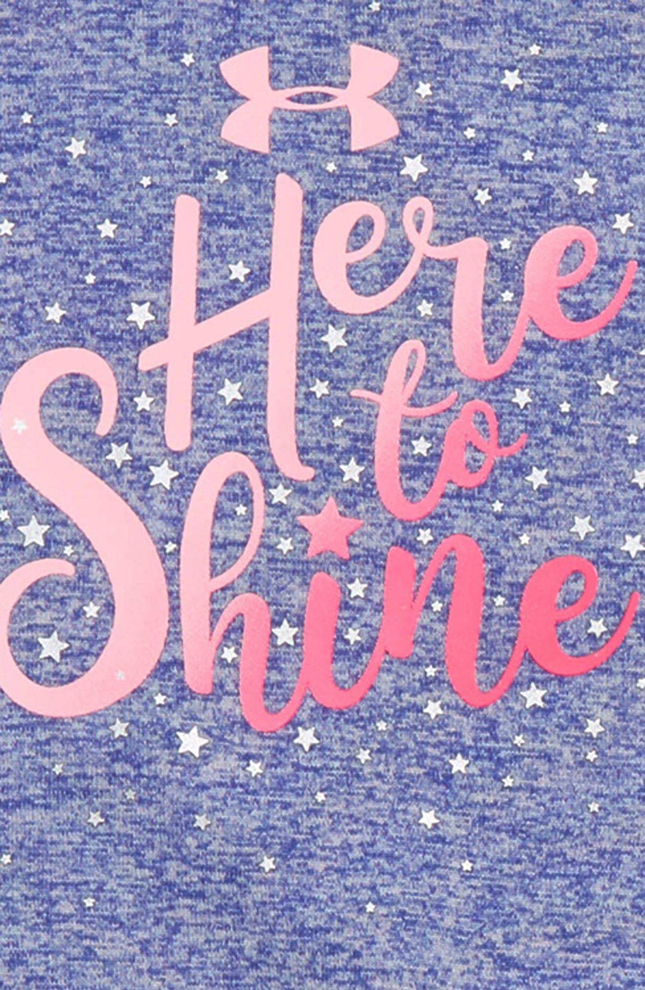 Here to Shine Tee & Leggings Set,                             Alternate thumbnail 2, color,                             650