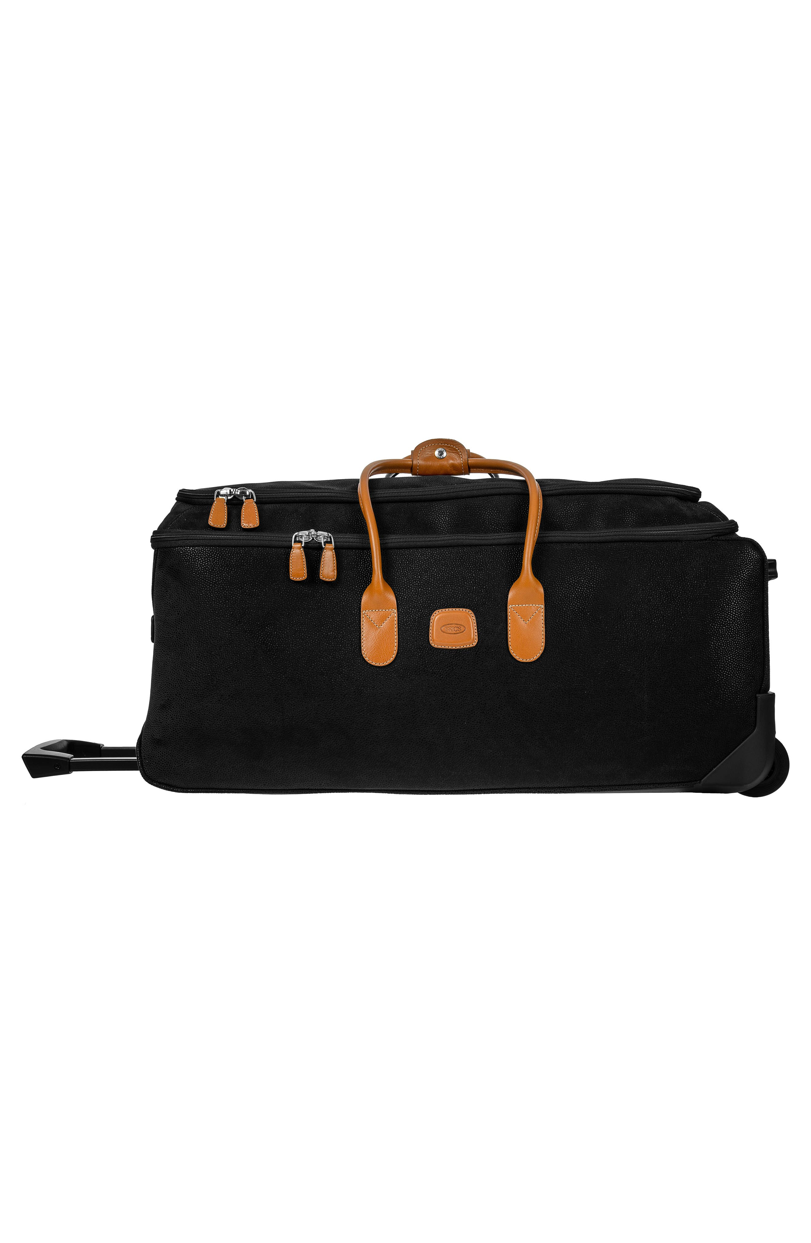 Life Collection 28-Inch Rolling Duffel Bag,                             Alternate thumbnail 3, color,                             007