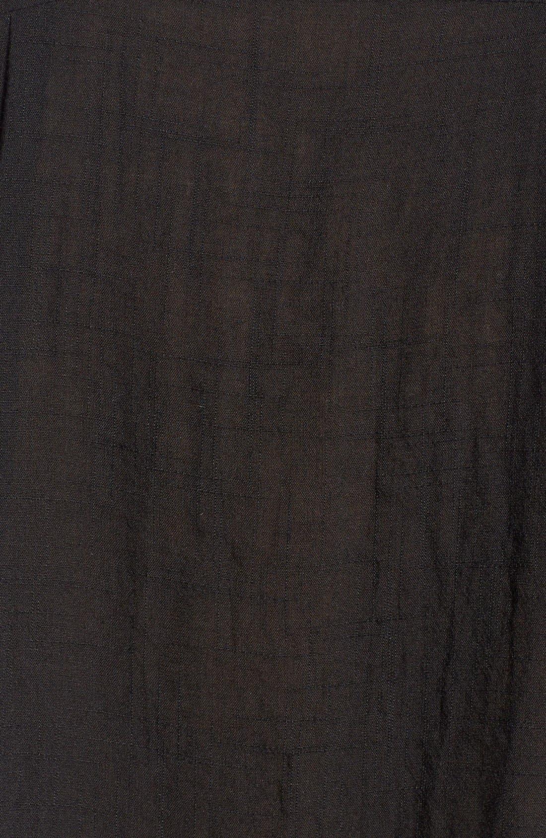 Woven Tunic,                             Alternate thumbnail 3, color,                             001