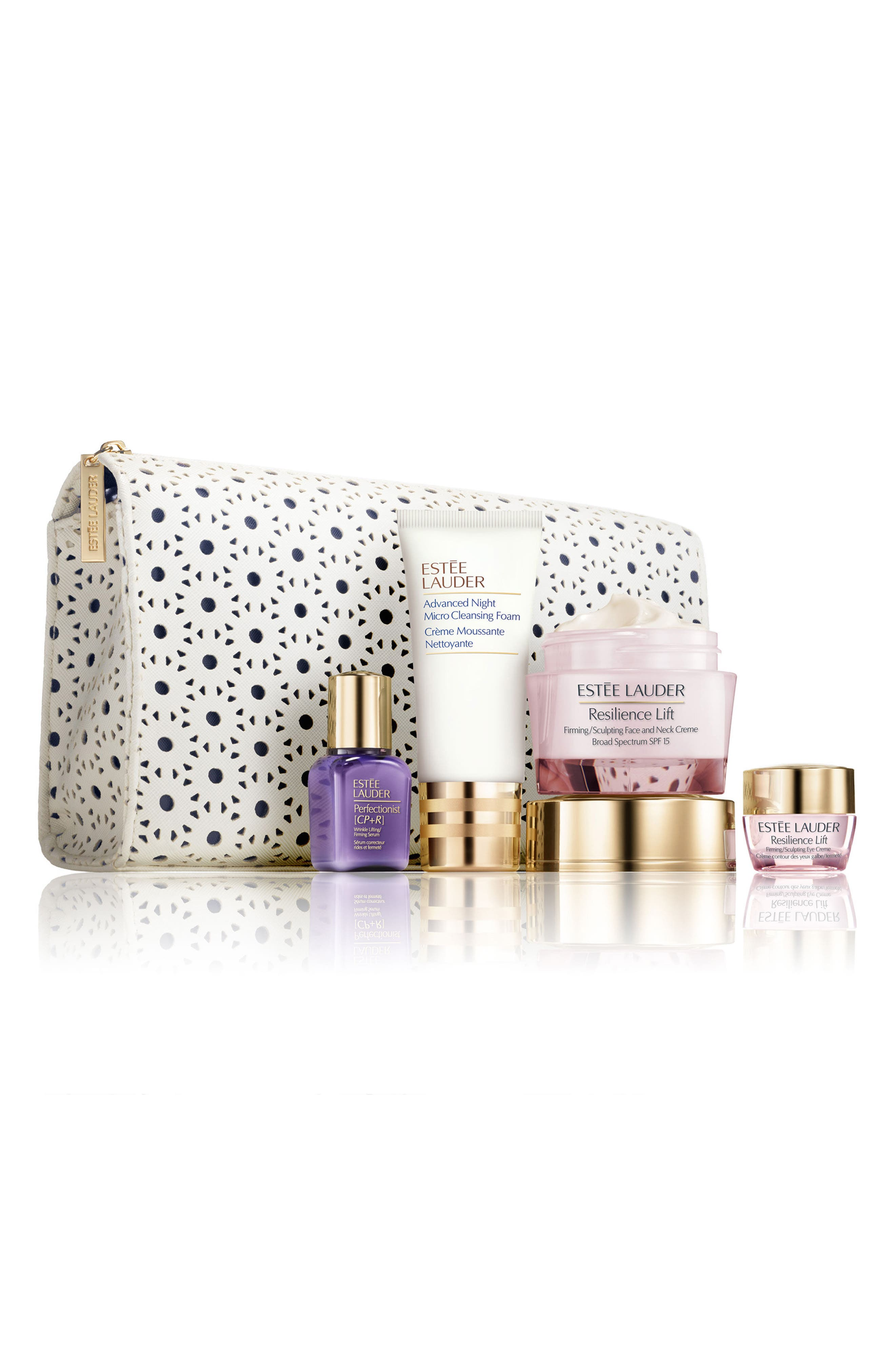 Beautiful Skin Essentials Set,                             Main thumbnail 1, color,                             000