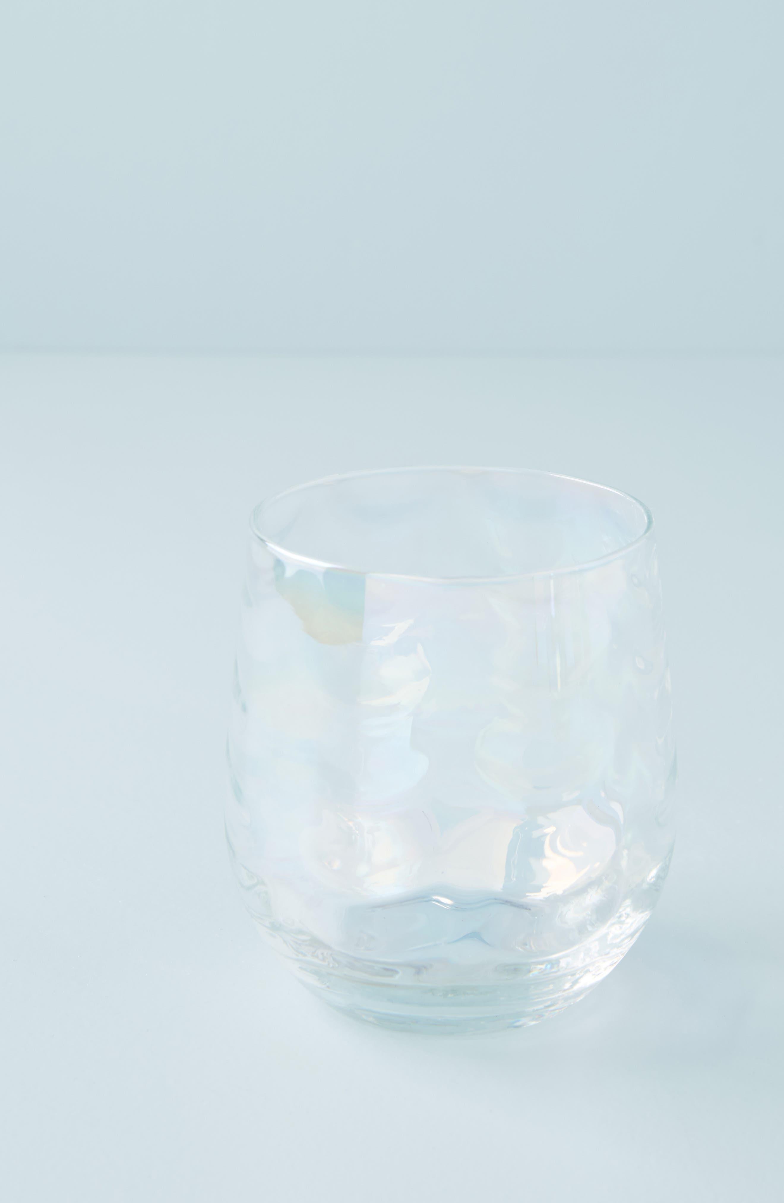 Katana Stemless Wine Glass, Main, color, 123