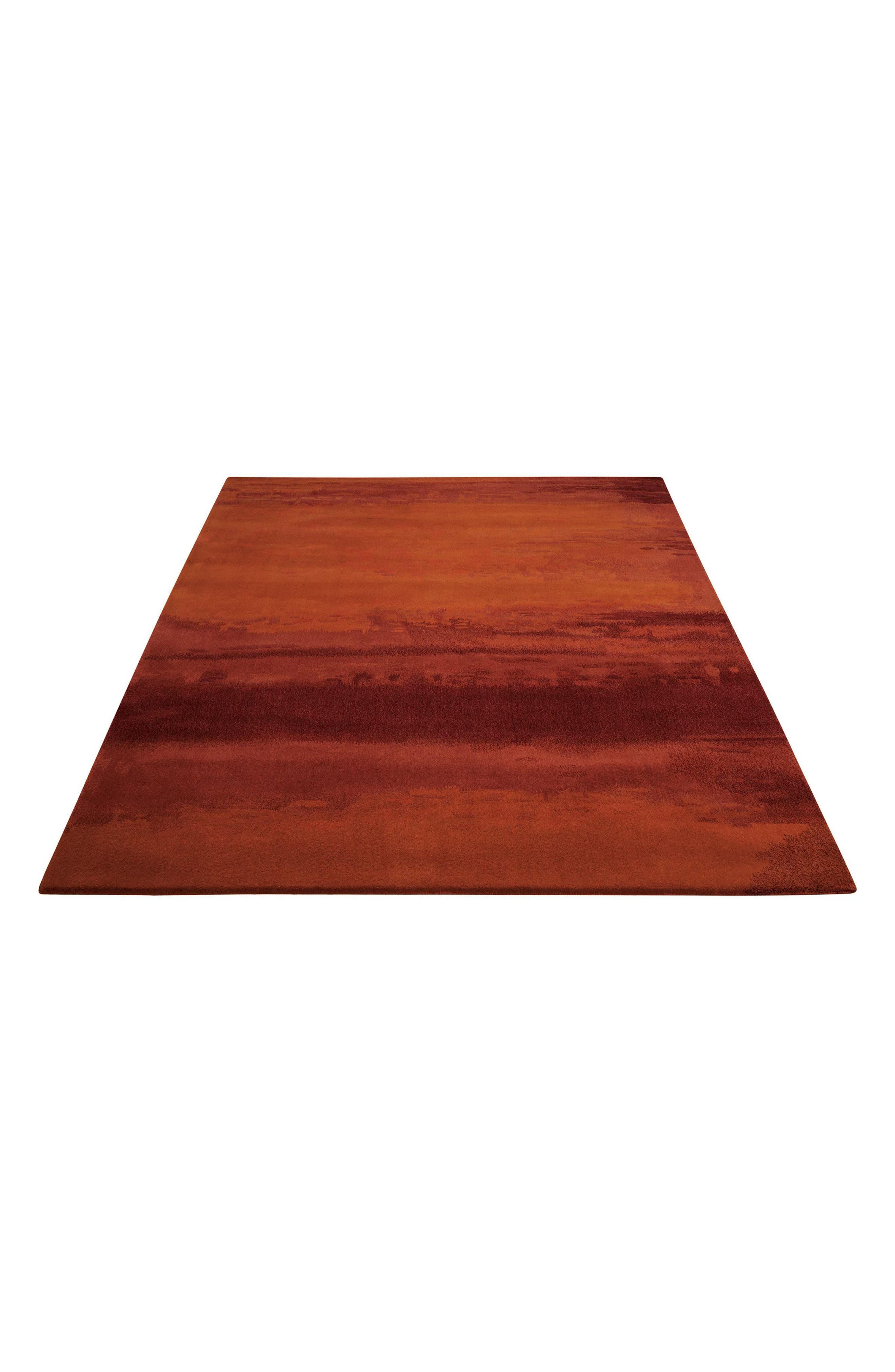 Luster Wash Wool Area Rug,                             Alternate thumbnail 17, color,