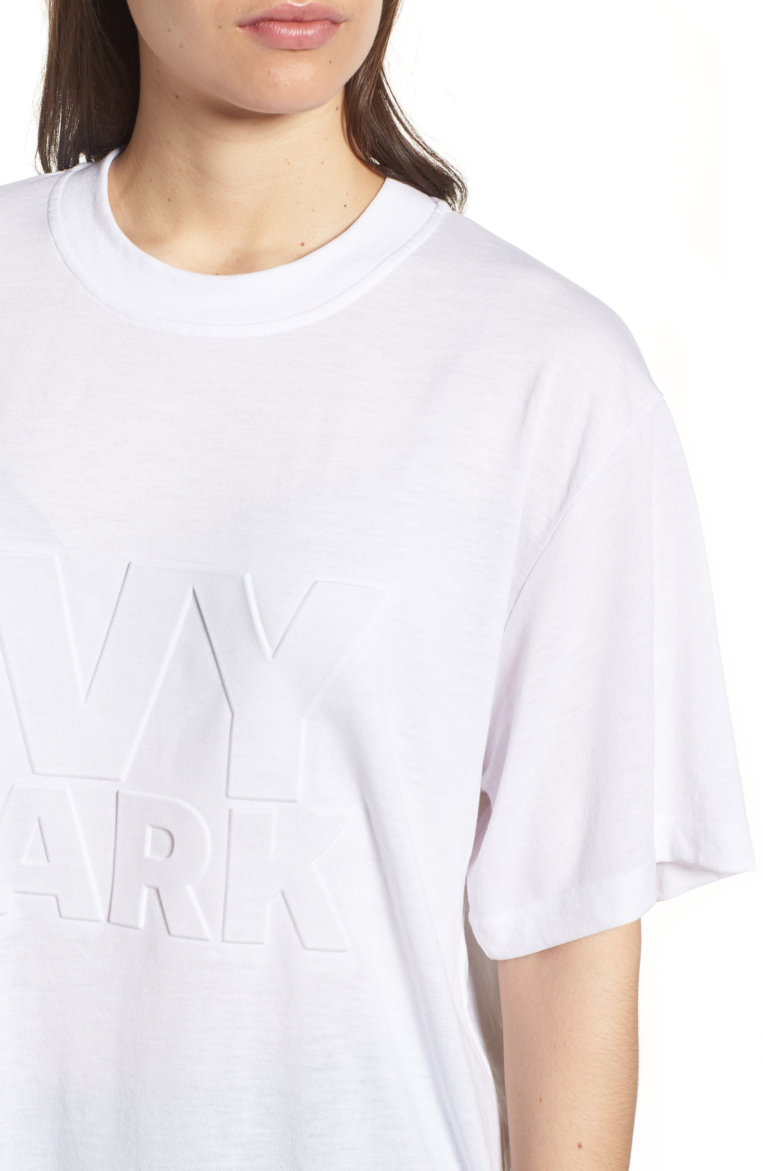 Embossed Logo Tee,                             Alternate thumbnail 17, color,
