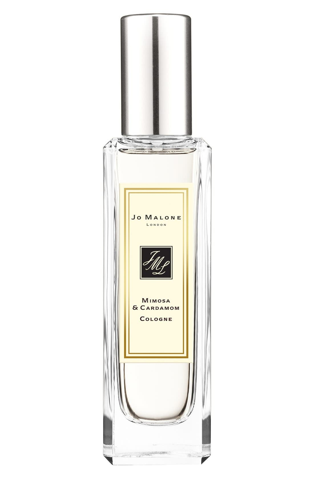 Mimosa & Cardamom Cologne,                             Alternate thumbnail 4, color,                             NO COLOR