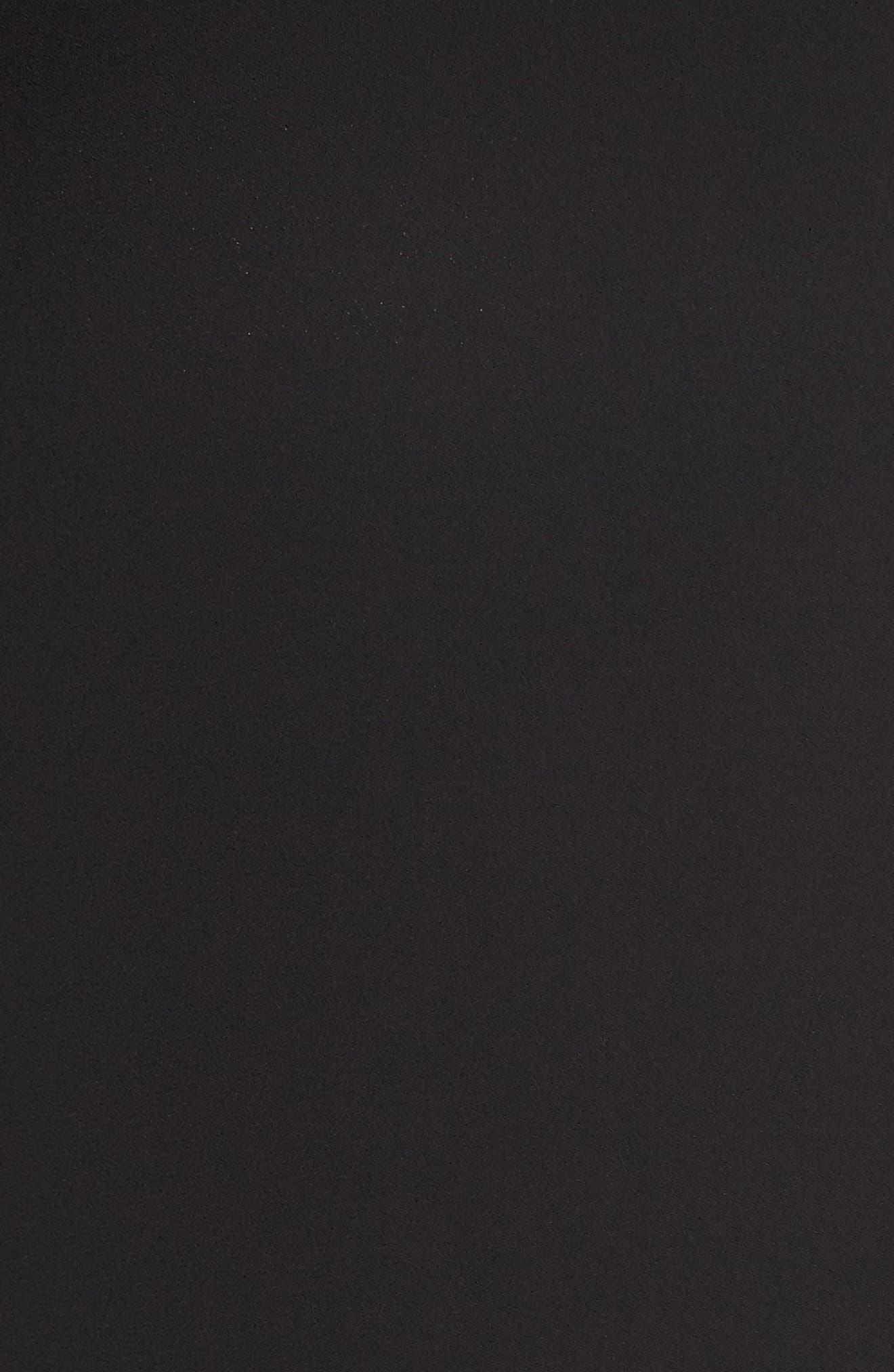 Button Sleeve Blouse,                             Alternate thumbnail 5, color,                             001