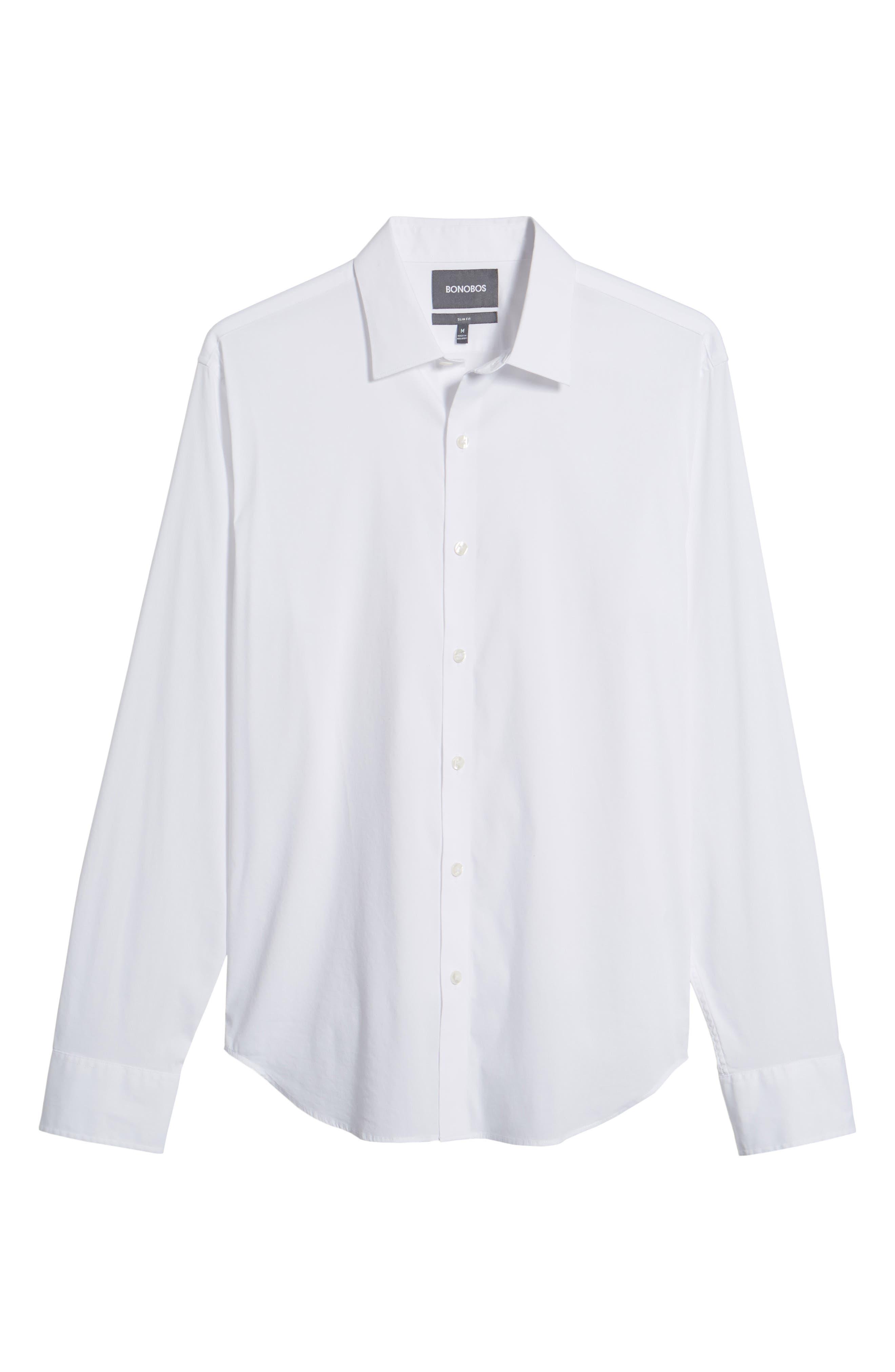 Unbutton Down 2.0 Slim Fit Sport Shirt,                             Alternate thumbnail 22, color,