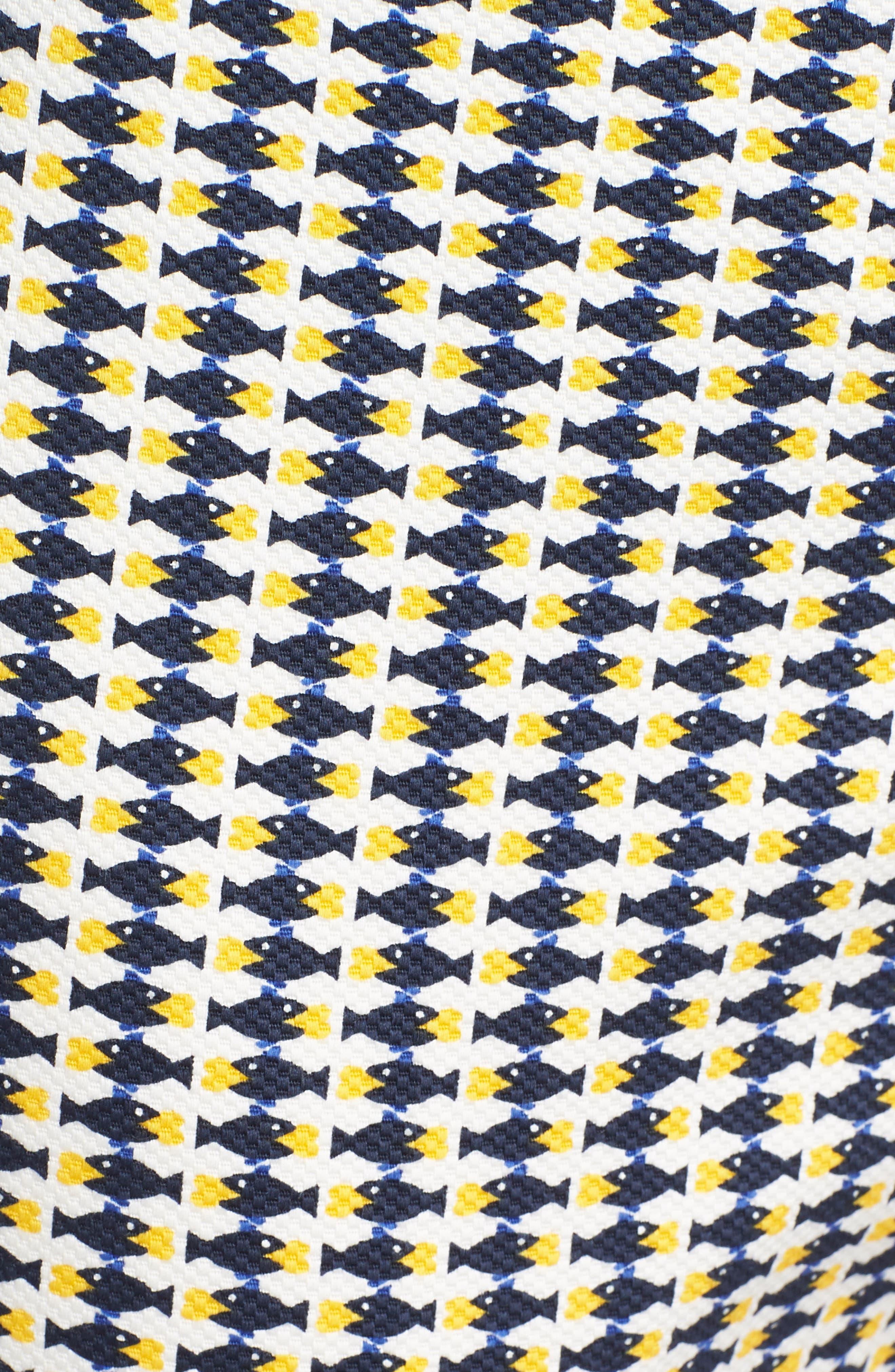 Tiluna6 Heartfish Slim Ankle Trousers,                             Alternate thumbnail 6, color,                             186