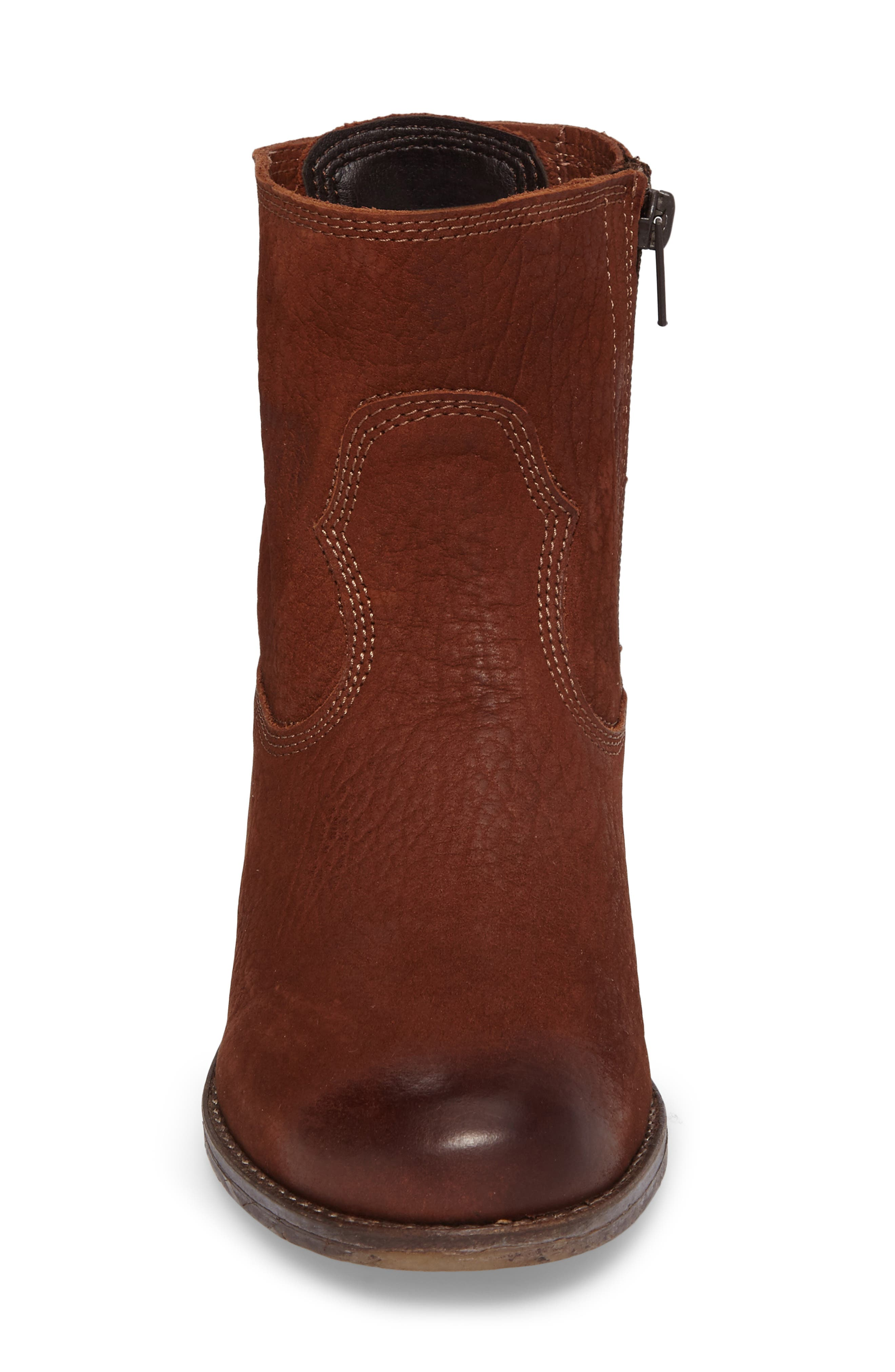 Sienna 01 Lace Back Bootie,                             Alternate thumbnail 11, color,