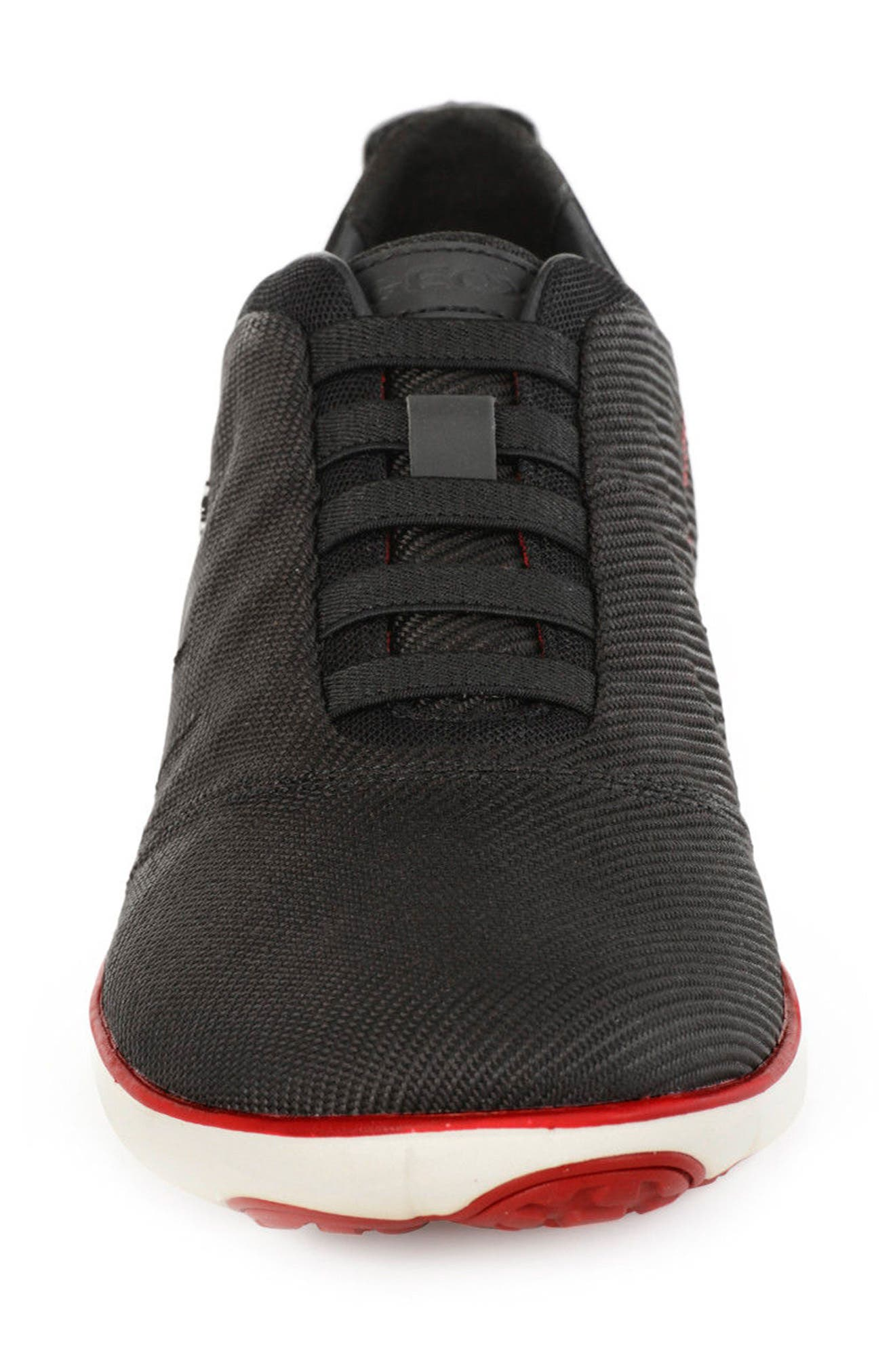 Nebula 35 Slip-On Sneaker,                             Alternate thumbnail 4, color,                             001