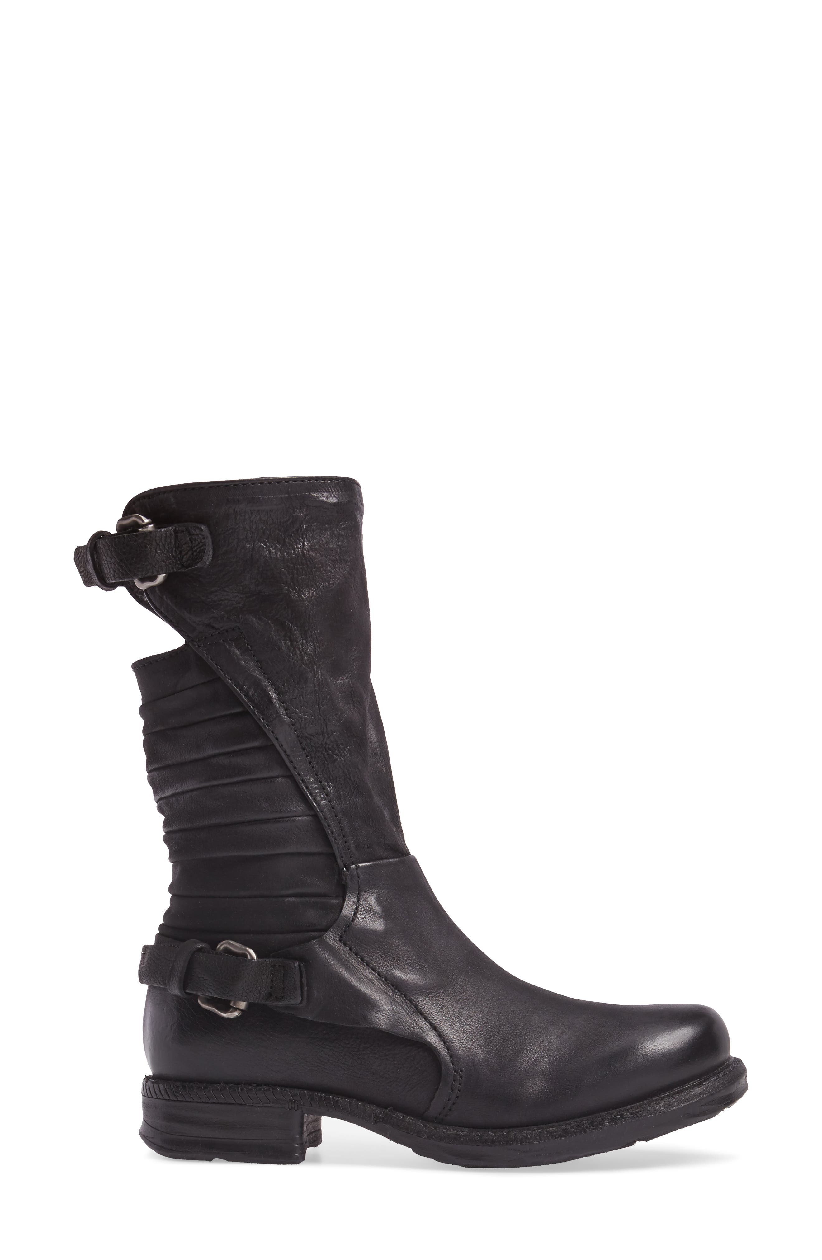 A.S. 98 Serge Boot,                             Alternate thumbnail 3, color,                             001