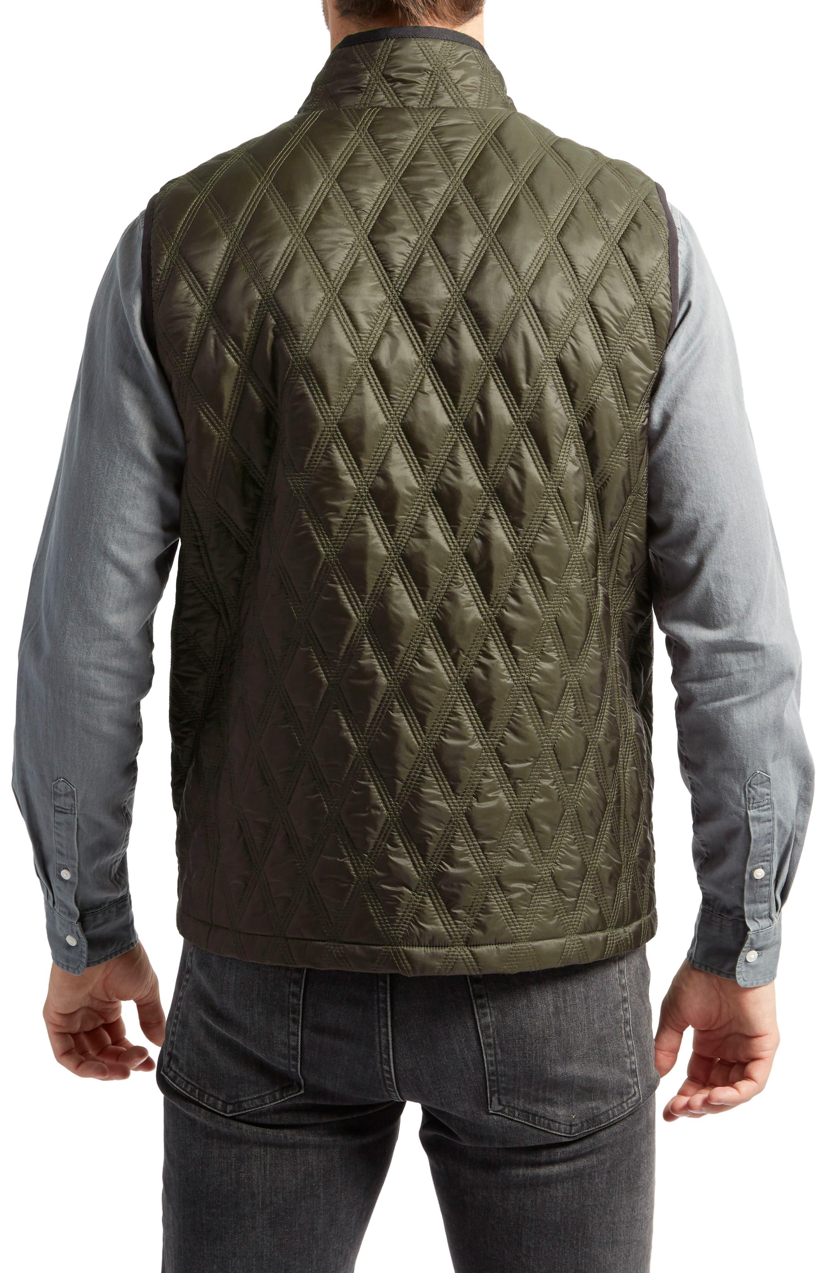 Huntsville Triple Stitch Quilted Heat System Vest,                             Alternate thumbnail 5, color,