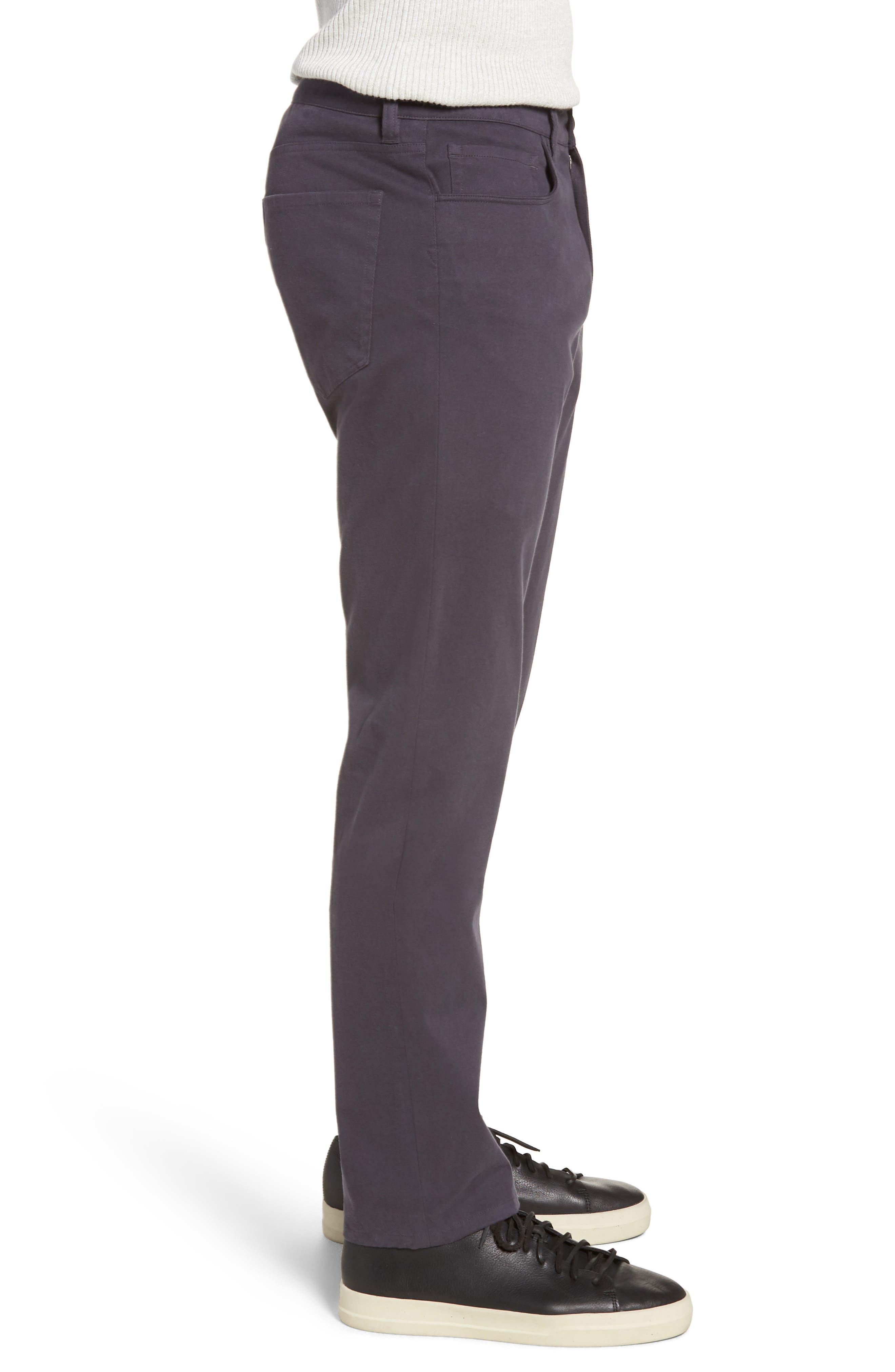 Regular Fit Five-Pocket Pants,                             Alternate thumbnail 5, color,