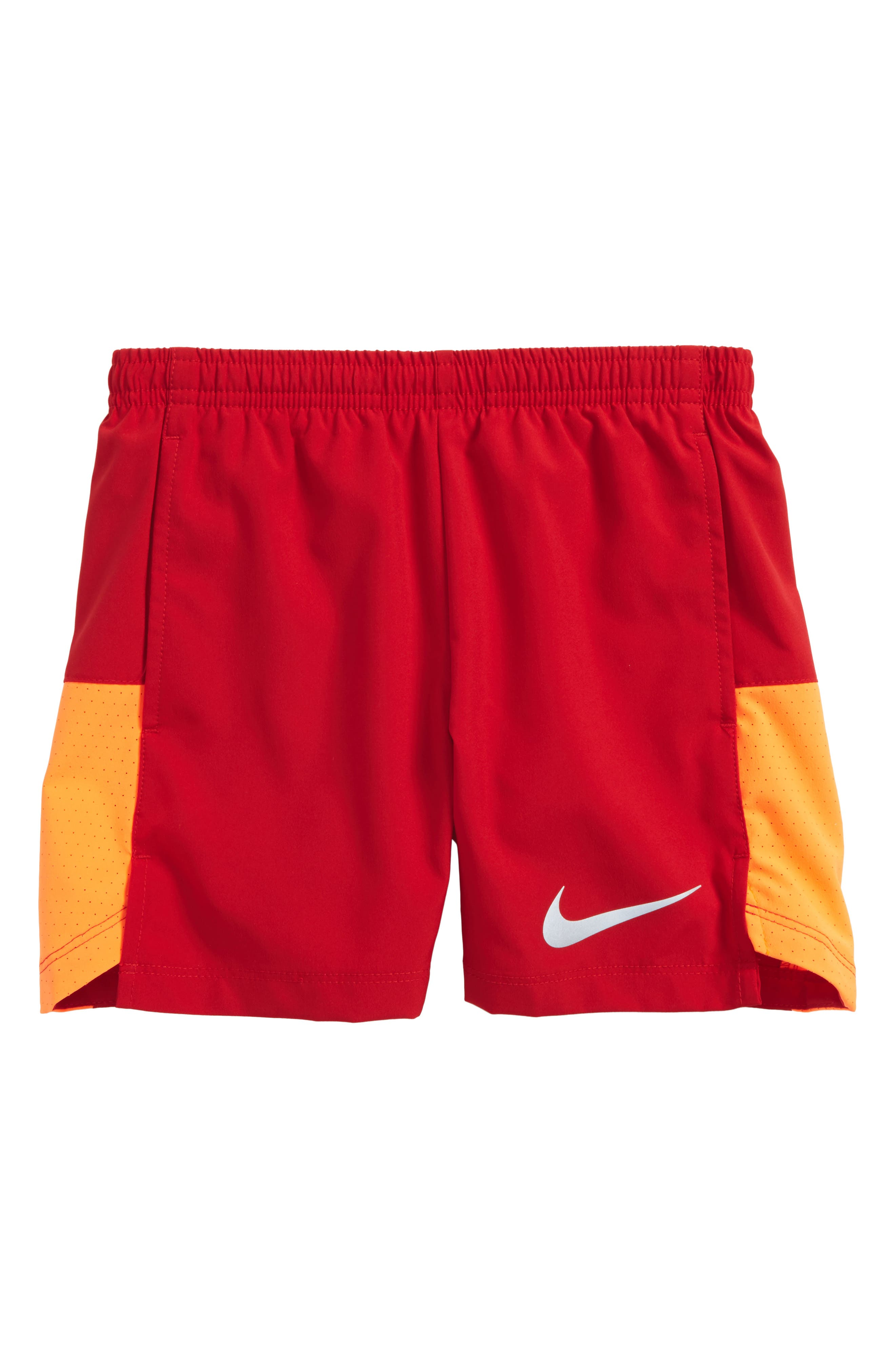 Flex Challenger Training Shorts,                             Main thumbnail 2, color,