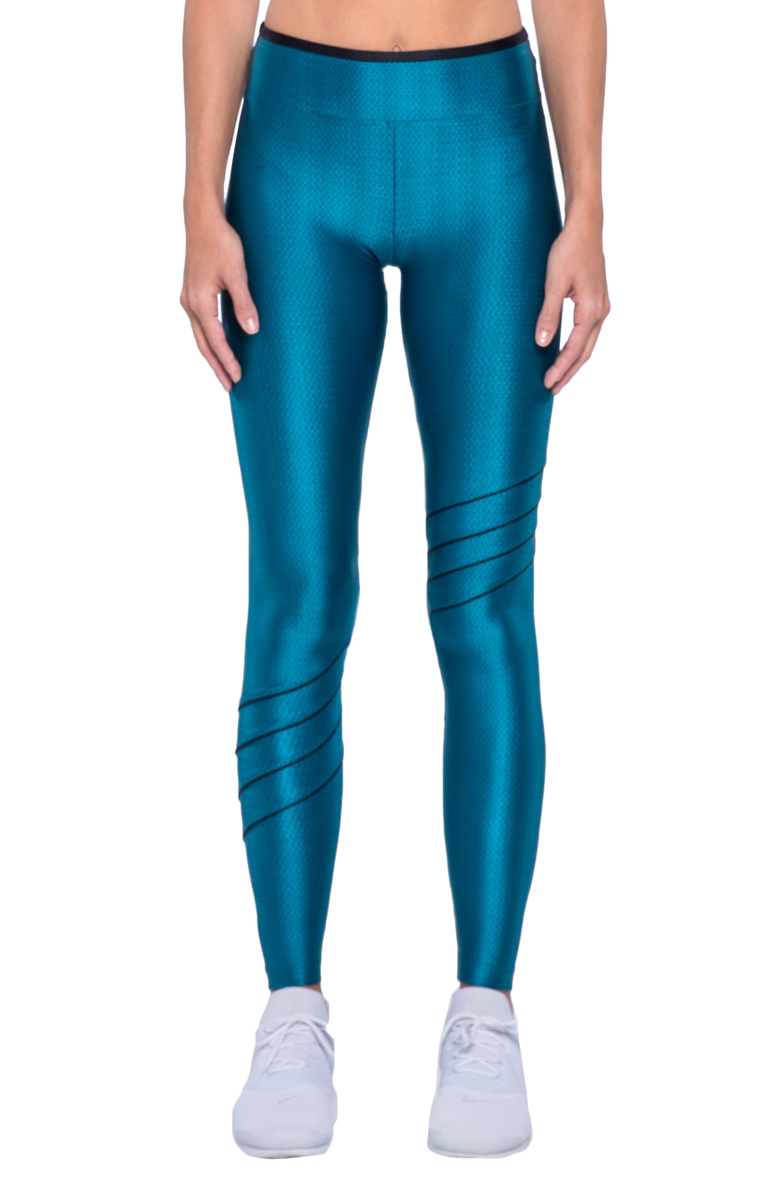 Illicit High Waist Leggings,                         Main,                         color, 400