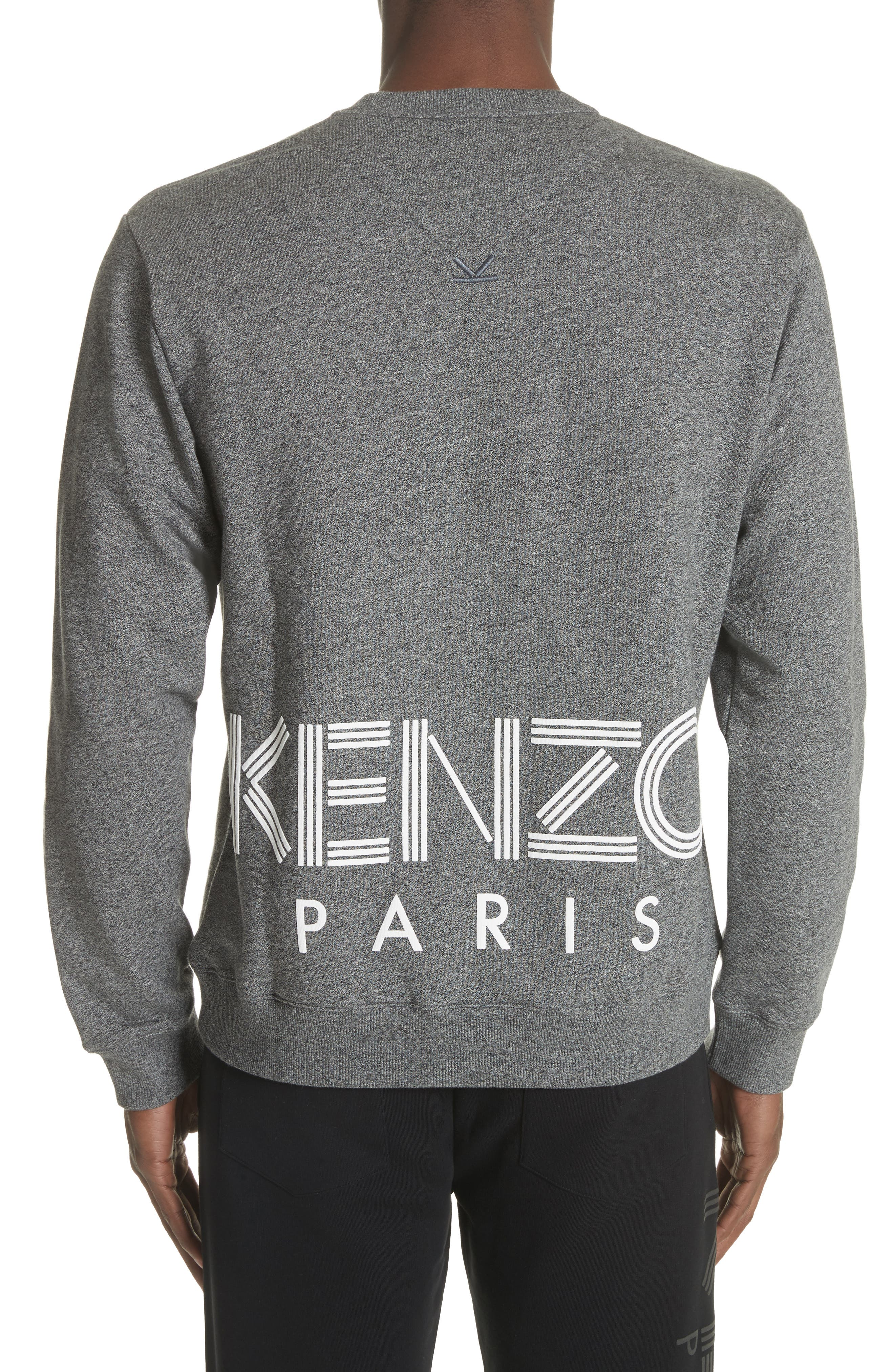 Logo Crewneck Sweatshirt,                             Alternate thumbnail 2, color,                             022