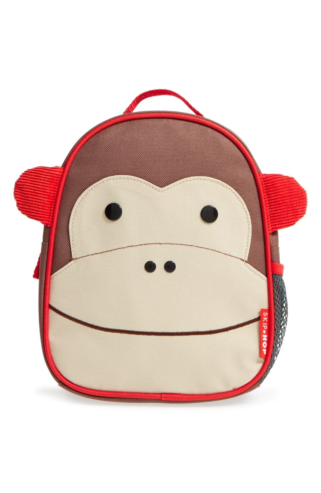 'Zoo' Safety Harness Backpack,                             Main thumbnail 1, color,                             MONKEY