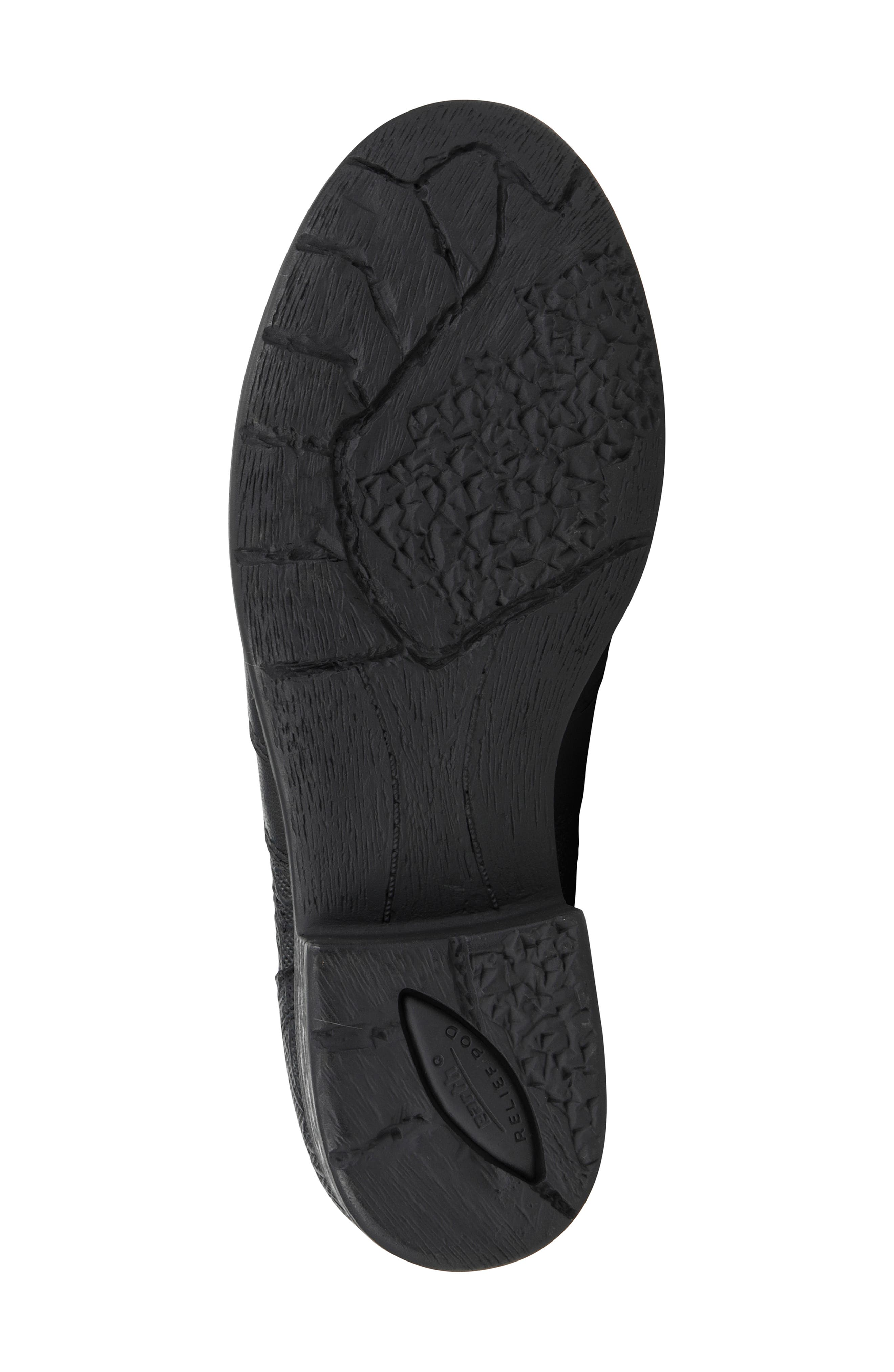 EARTH<SUP>®</SUP>,                             Blythe Loafer,                             Alternate thumbnail 6, color,                             BLACK LEATHER