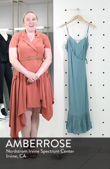 Hold Me Tight Wrap Midi Dress, sales video thumbnail