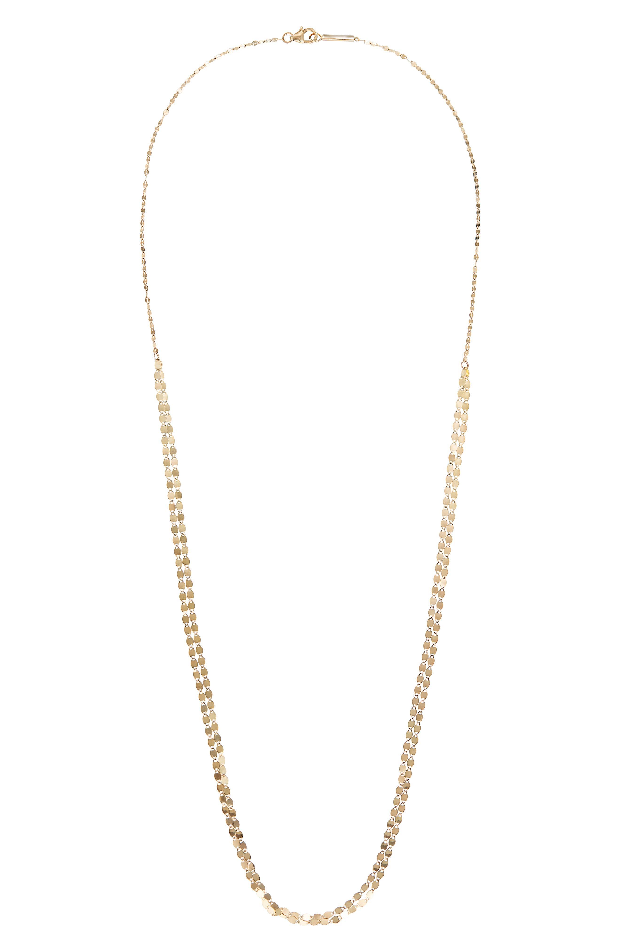 Blush Necklace,                             Alternate thumbnail 2, color,                             GOLD