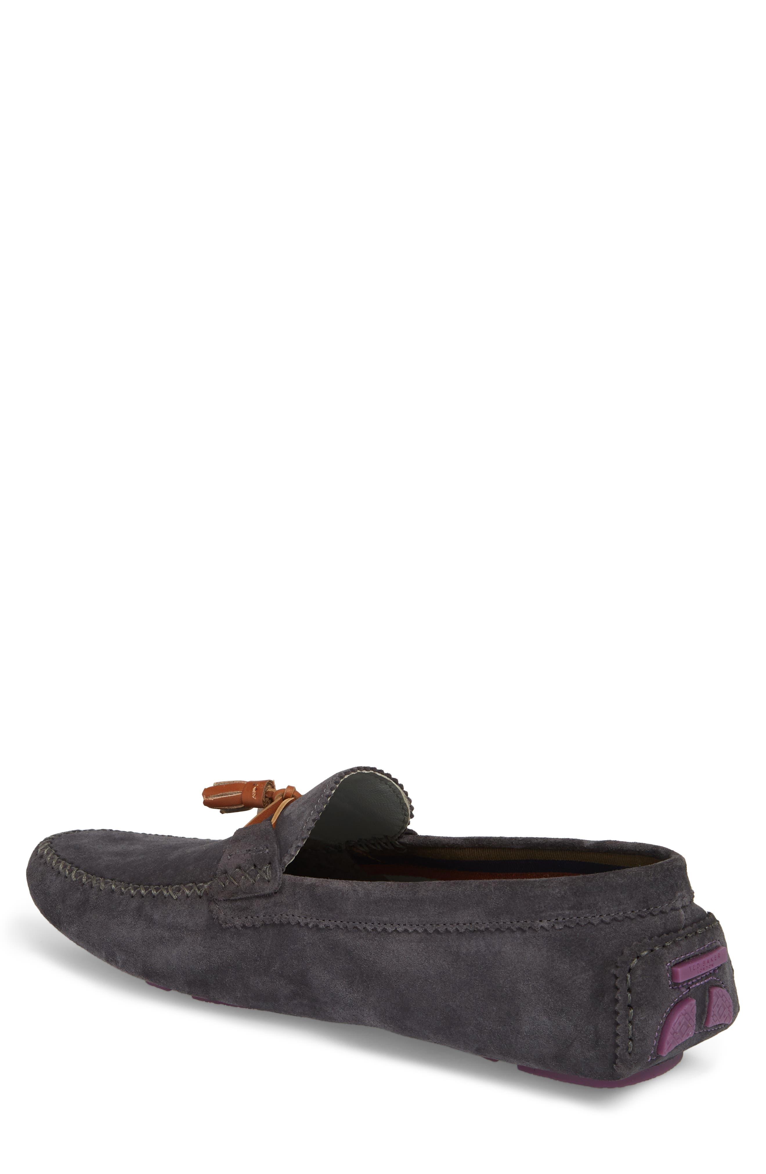 Urbonns Tasseled Driving Loafer,                             Alternate thumbnail 2, color,                             070