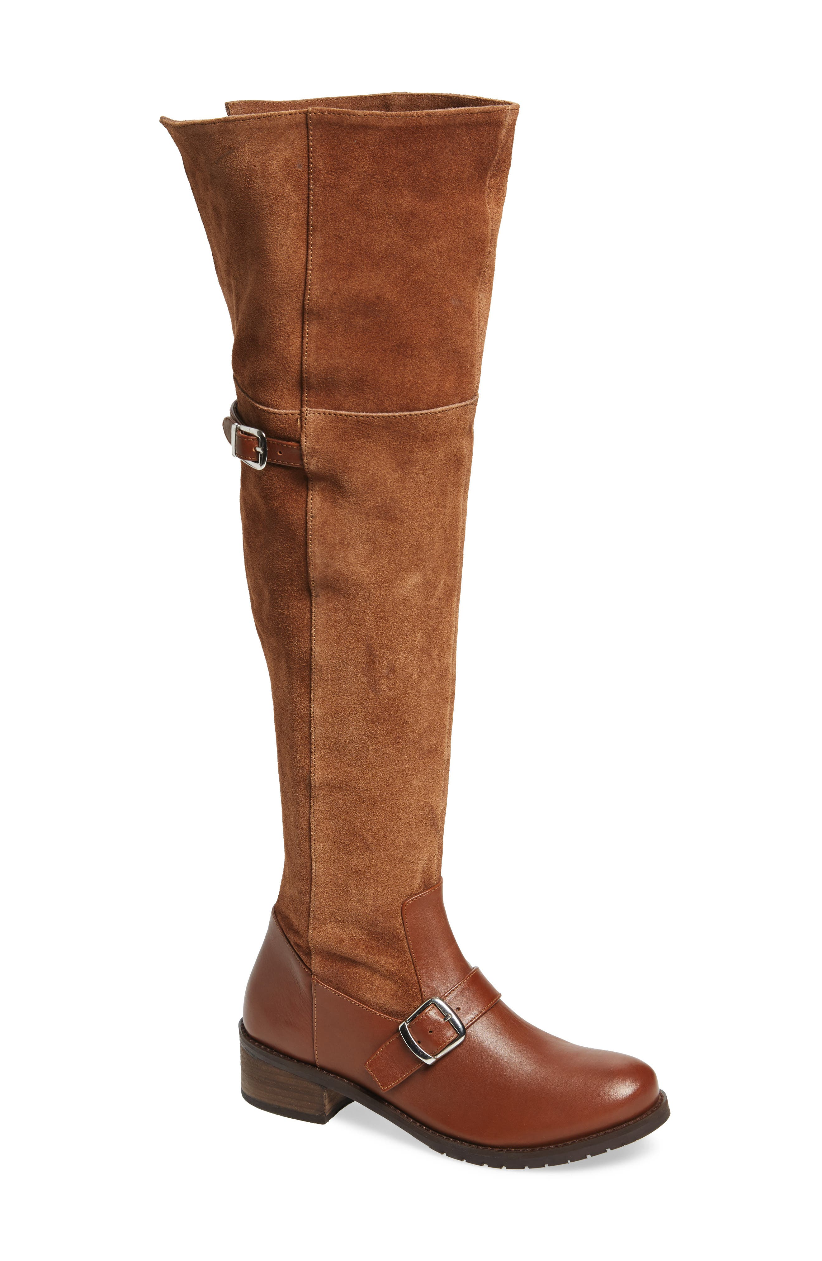 Lola Over the Knee Boot,                             Main thumbnail 3, color,