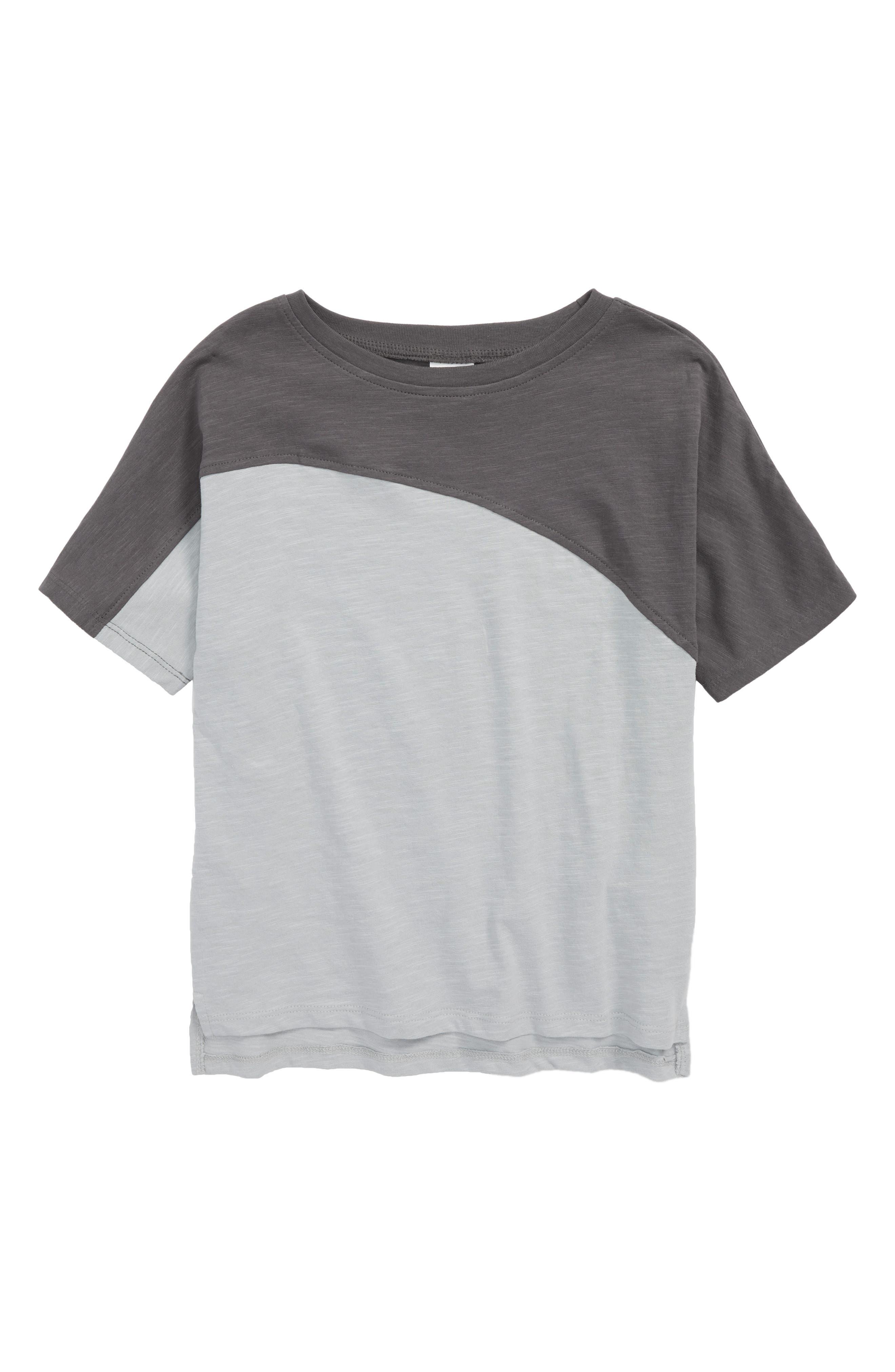 Diagonal Washed T-Shirt,                             Main thumbnail 1, color,                             050