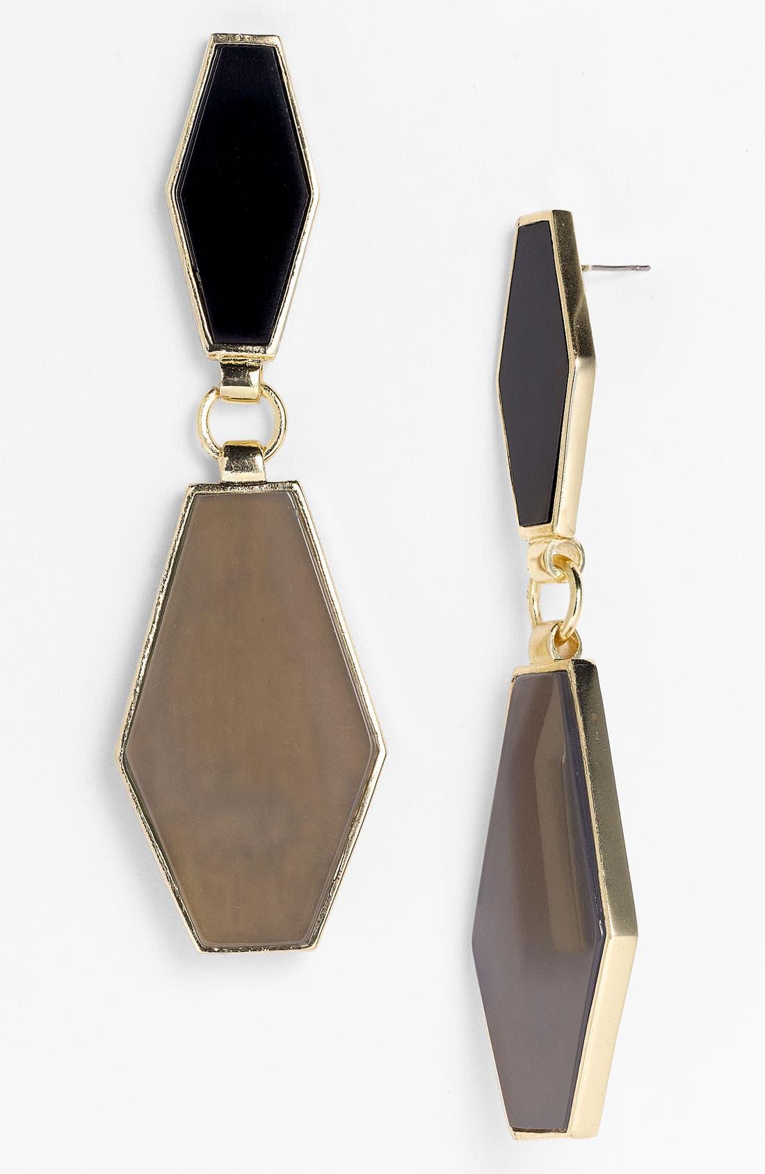 Design Group 'Deco Drop' Earrings,                             Main thumbnail 2, color,